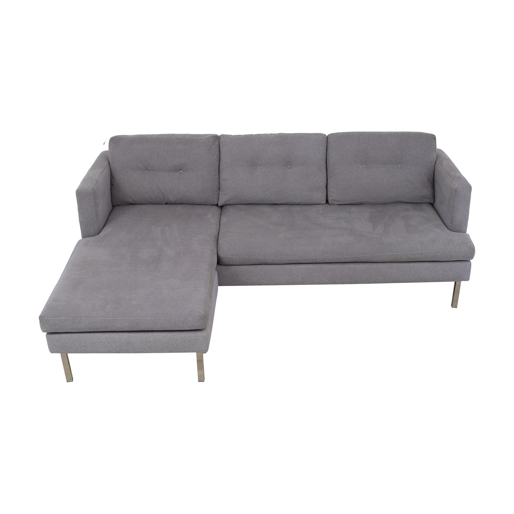 West Elm Jackson Sectional Sofa Sofas