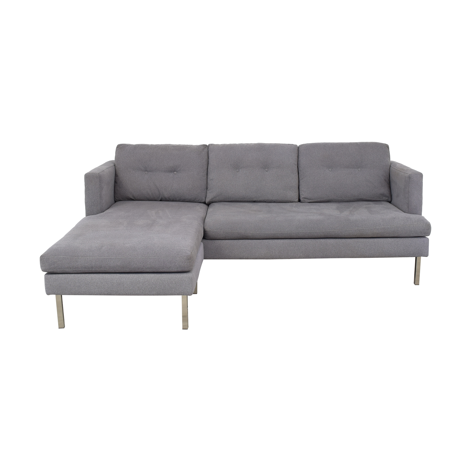 West Elm Jackson Sectional Sofa / Sectionals