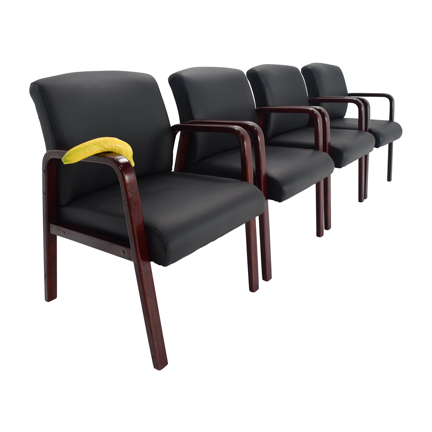 Office Max Set Of 4 Office Chairs Discount