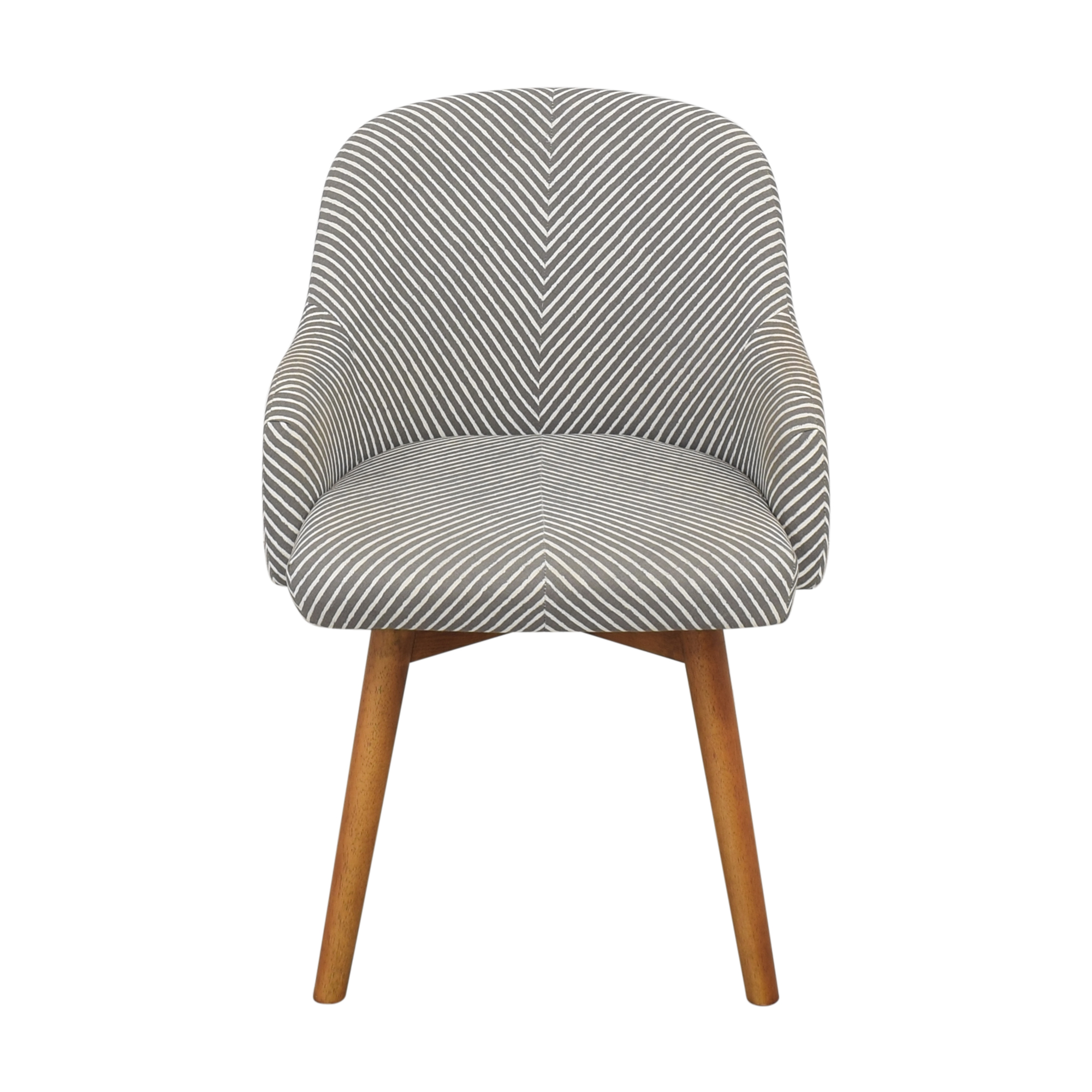 West Elm West Elm Saddle Office Chair ct