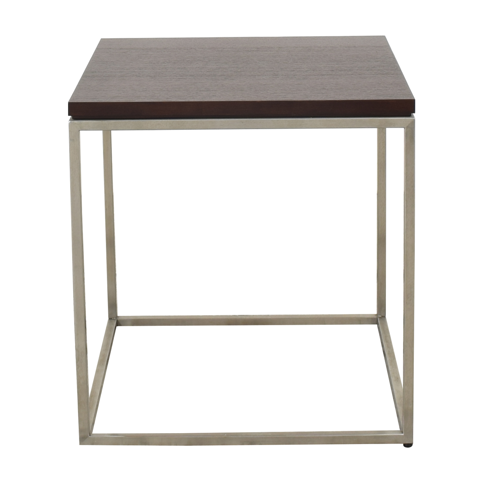 Ethan Allen Ethan Allen Square End Table ct