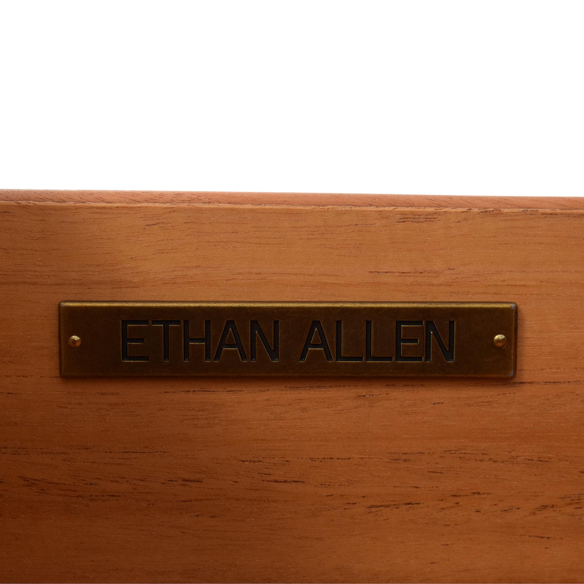 Ethan Allen Ethan Allen Merrick Night Table dimensions