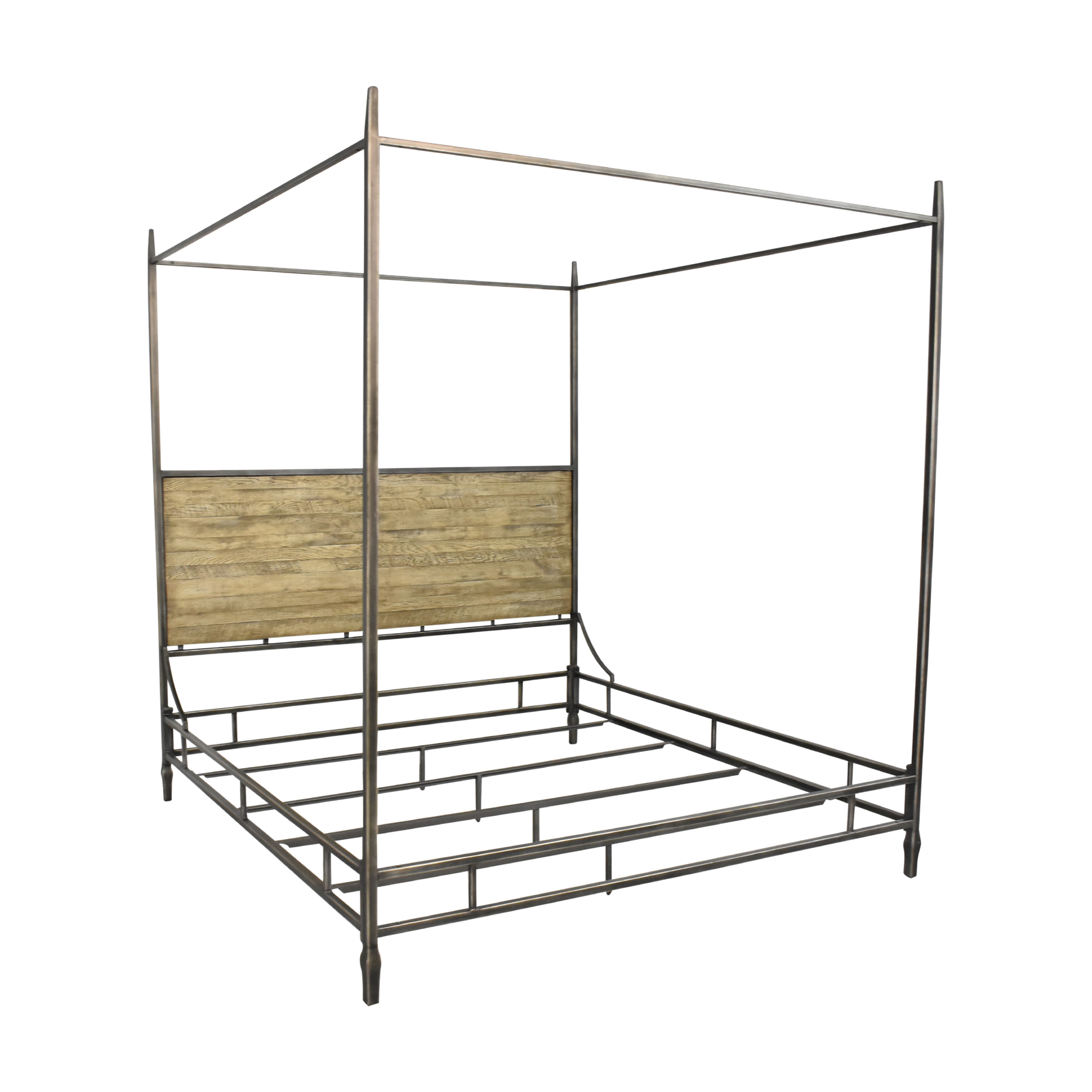 buy Ethan Allen Lincoln Poster King Bed Ethan Allen Beds