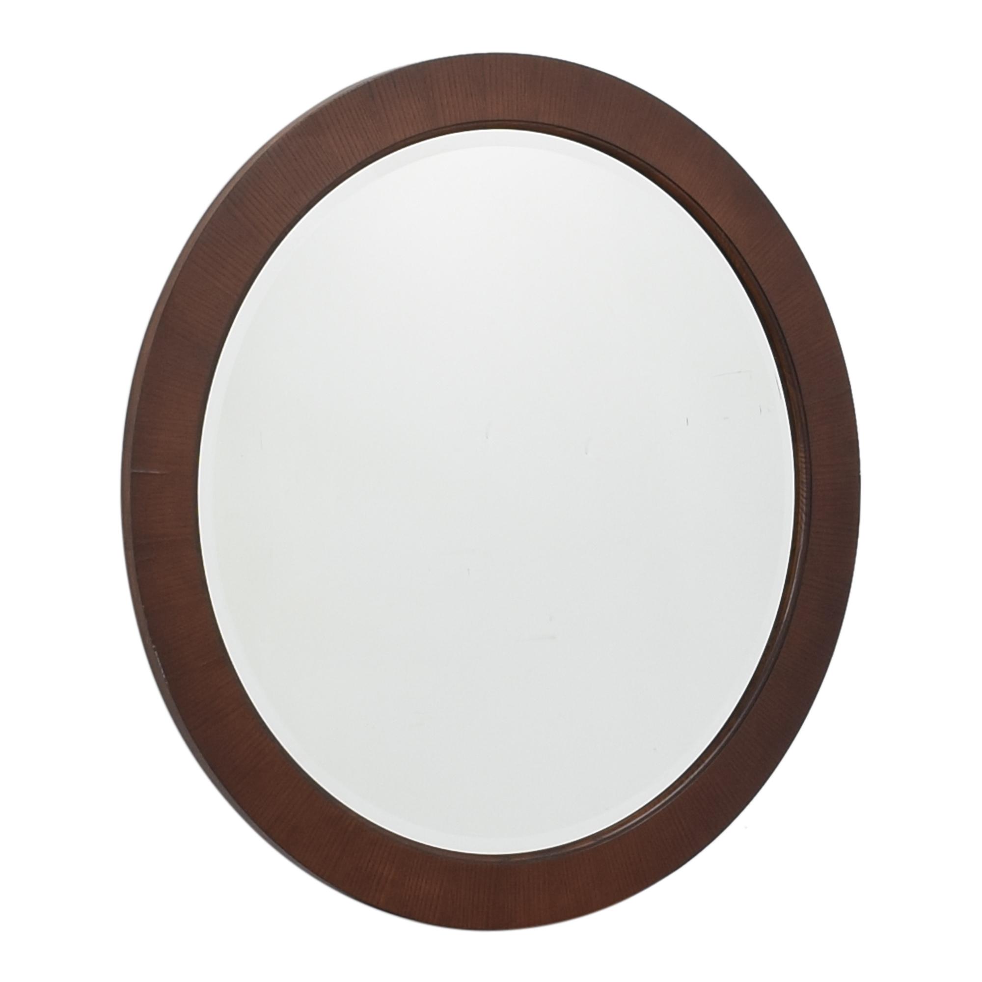 Ethan Allen Ethan Allen Horizons Round Mirror ma
