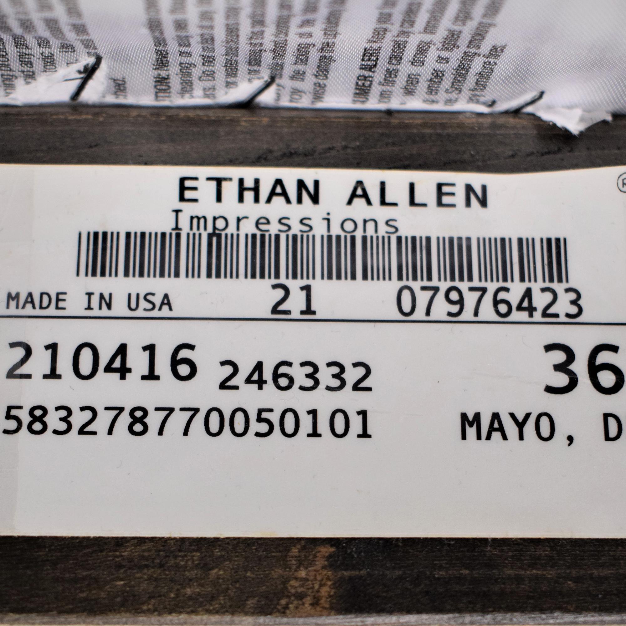 Ethan Allen Ethan Allen Impressions Bar Stool nyc