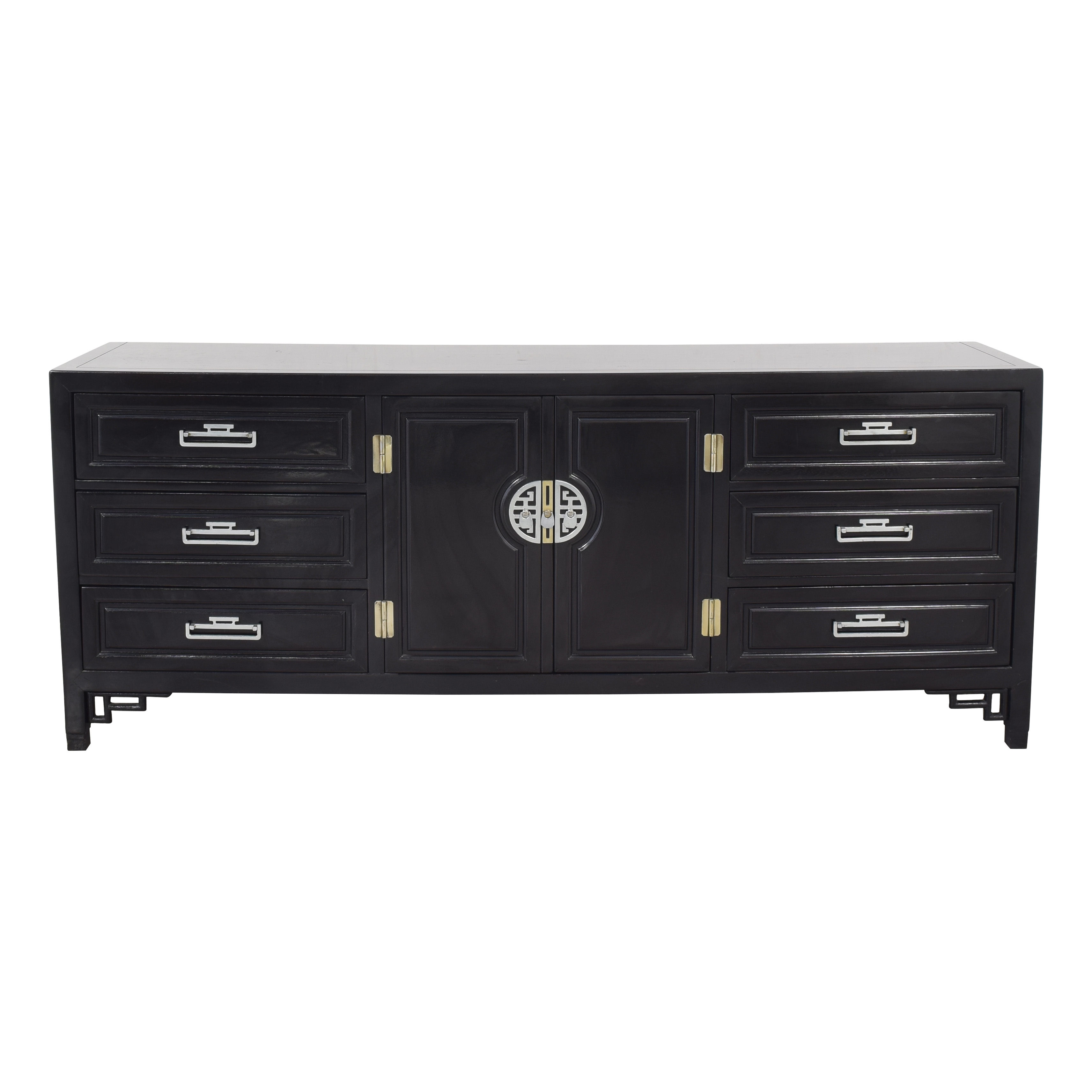 AllModern AllModern Nine Drawer Sideboard discount
