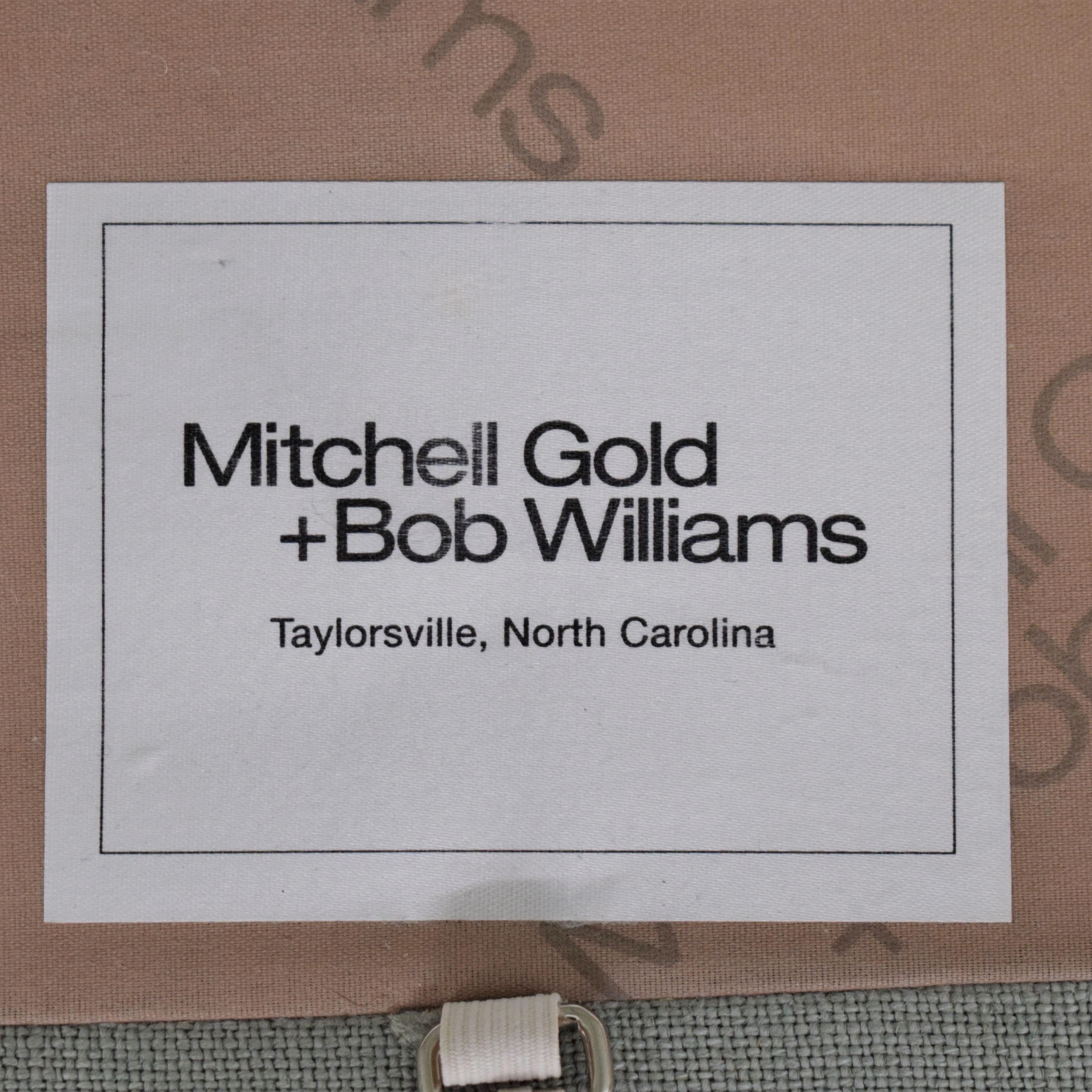 buy Mitchell Gold + Bob Williams Two Cushion Sofa Mitchell Gold + Bob Williams Sofas