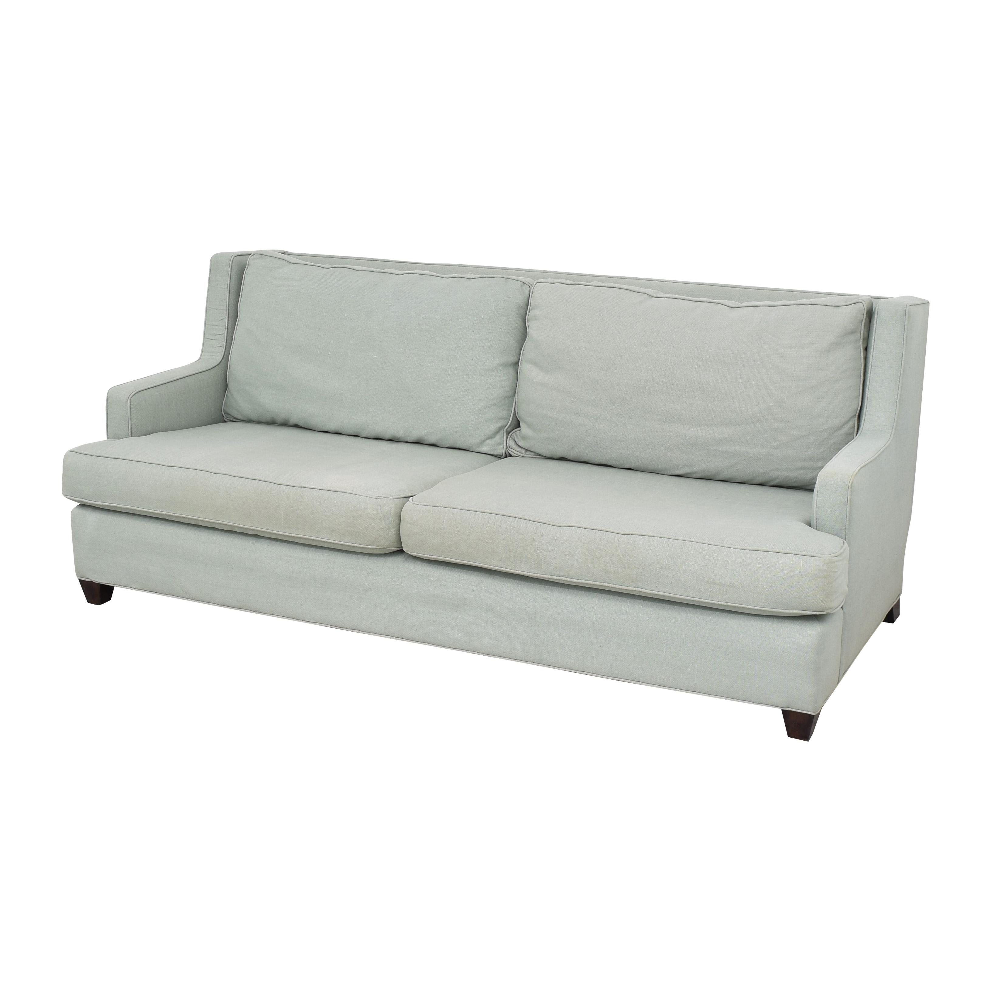 Mitchell Gold + Bob Williams Mitchell Gold + Bob Williams Two Cushion Sofa Sofas