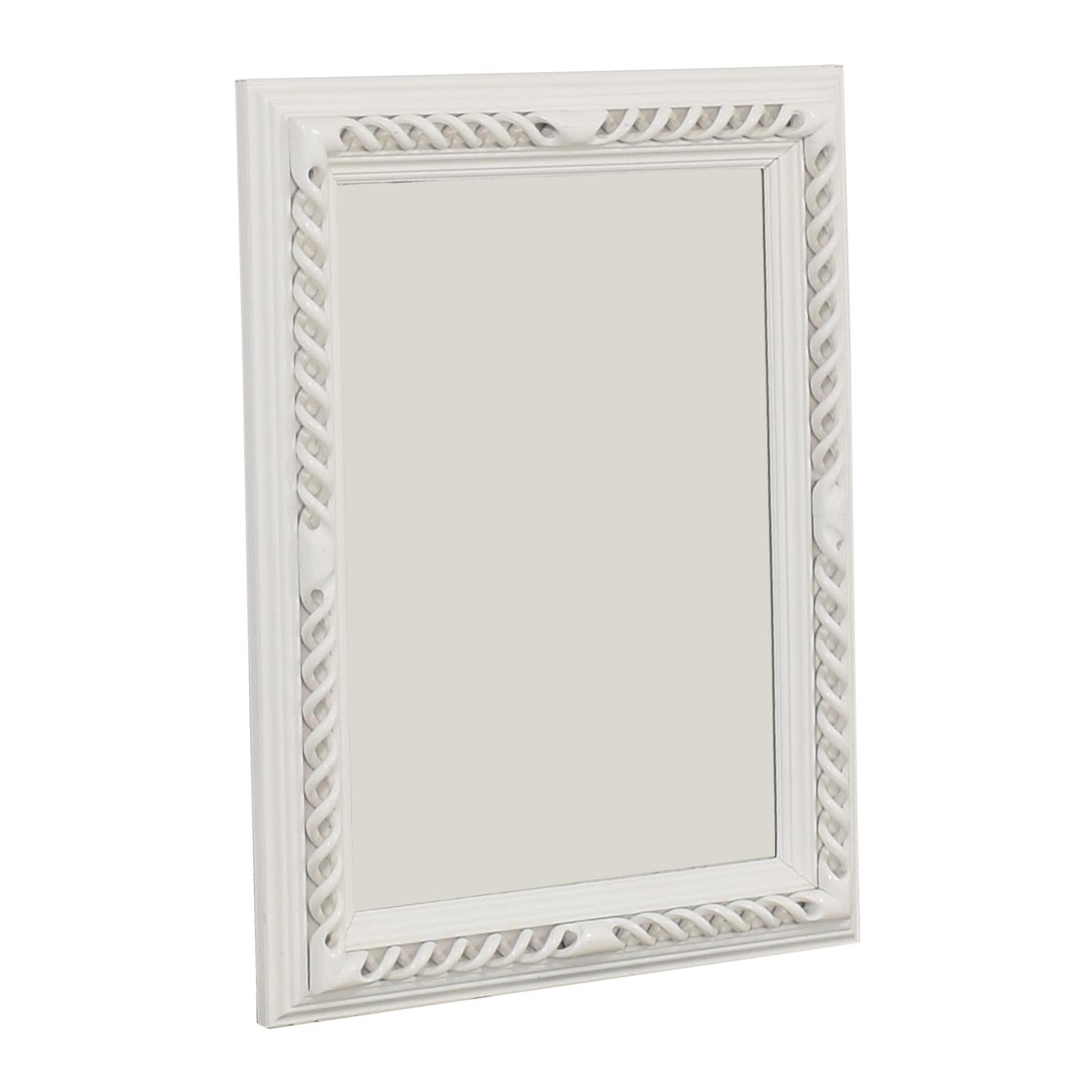 Anthropologie Framed Mirror / Decor