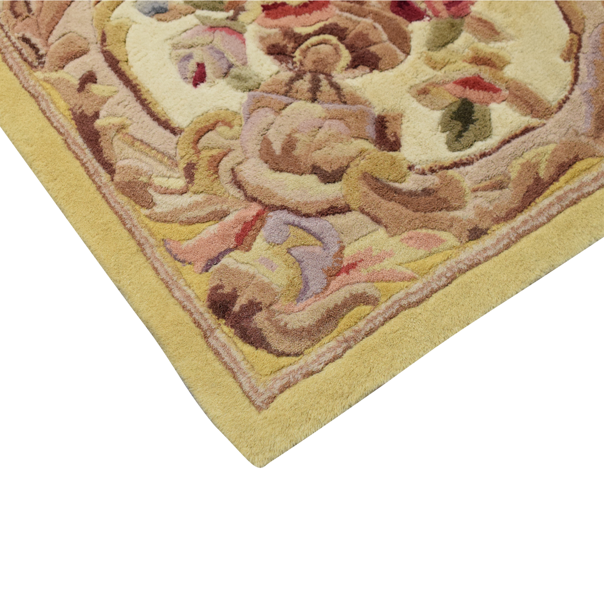 Royal Palace Royal Palace Savonnerie Wool Area Rug on sale