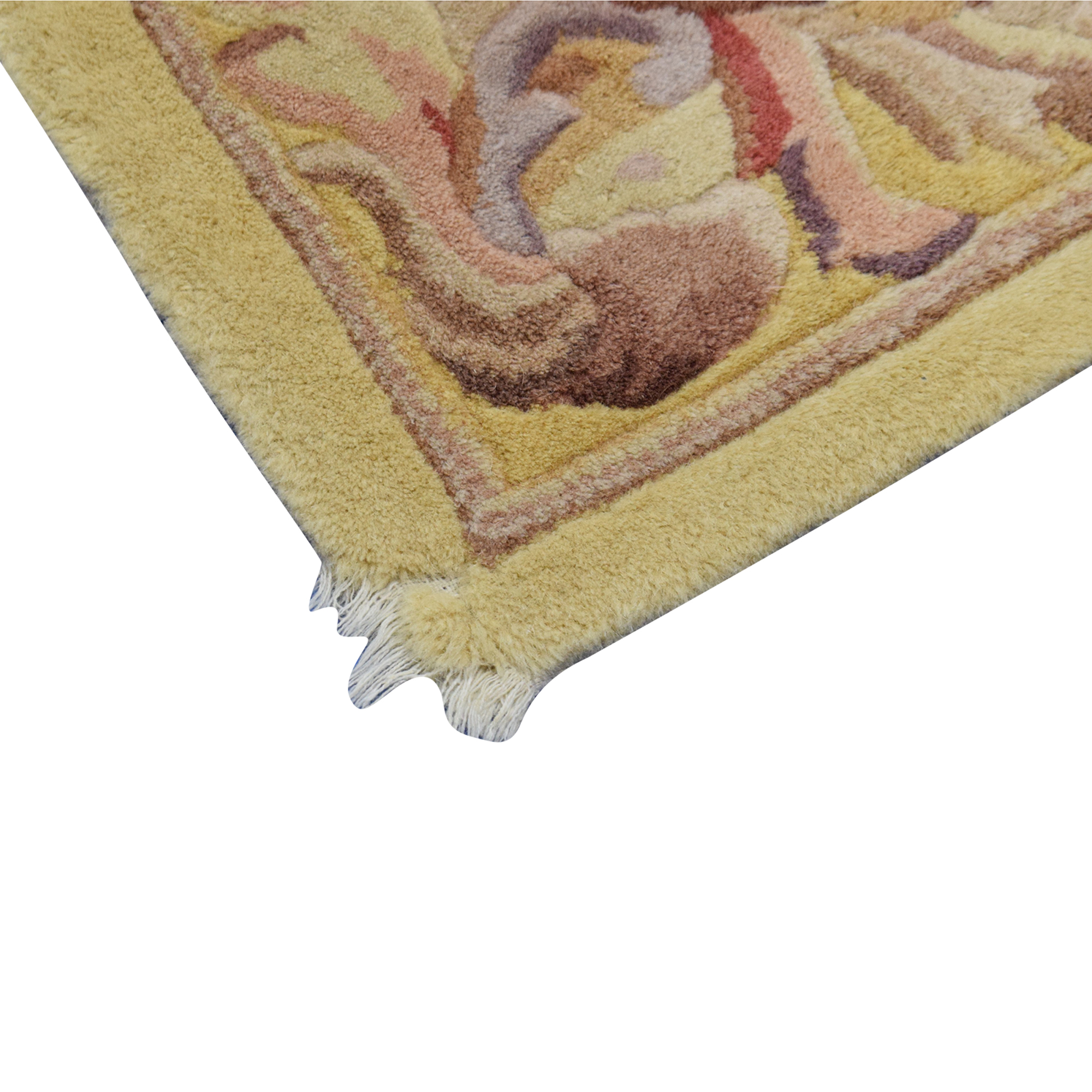 Royal Palace Royal Palace Savonnerie Wool Area Rug