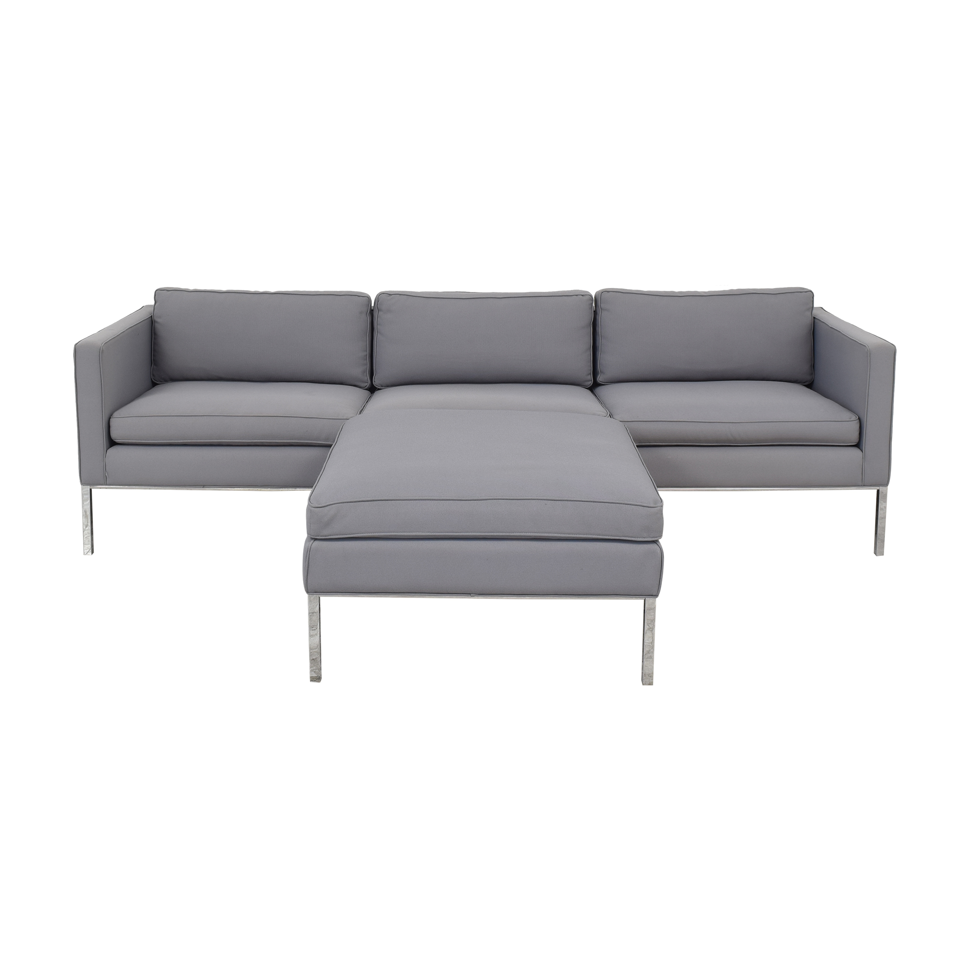 buy Artifort 905 3 Seater Sofa with 905 Ottoman Artifort Classic Sofas