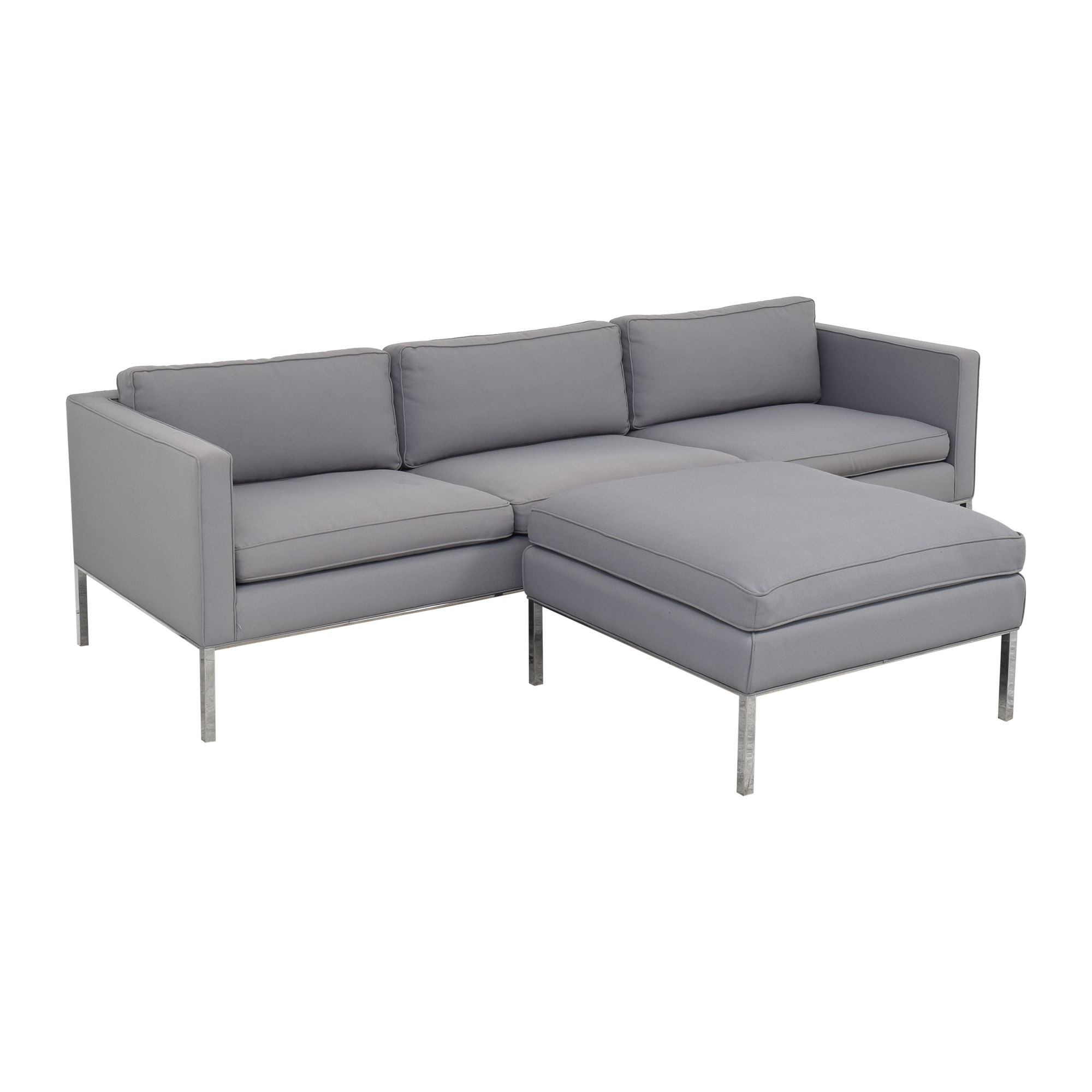 Artifort 905 3 Seater Sofa with 905 Ottoman / Classic Sofas