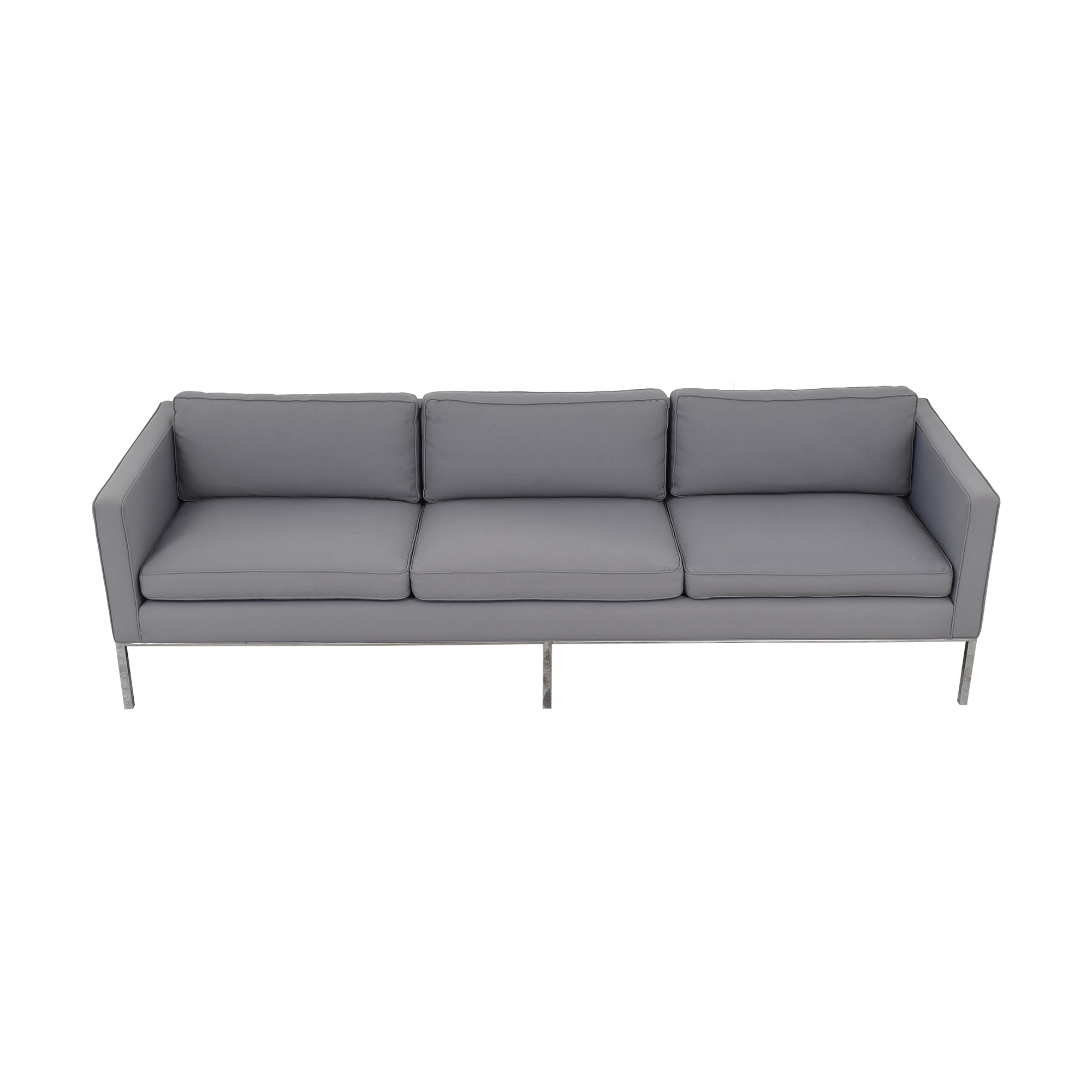 Artifort Artifort 905 3 Seater Sofa with 905 Ottoman nyc
