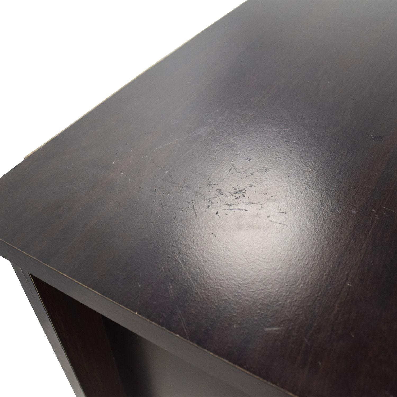 Macys Macy's Dark Brown Dresser / Storage