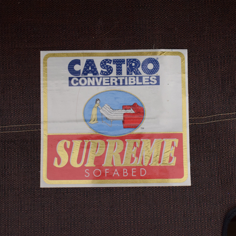 shop Castro Convertibles Full Size Sleeper Sofa Castro Convertibles Sofas