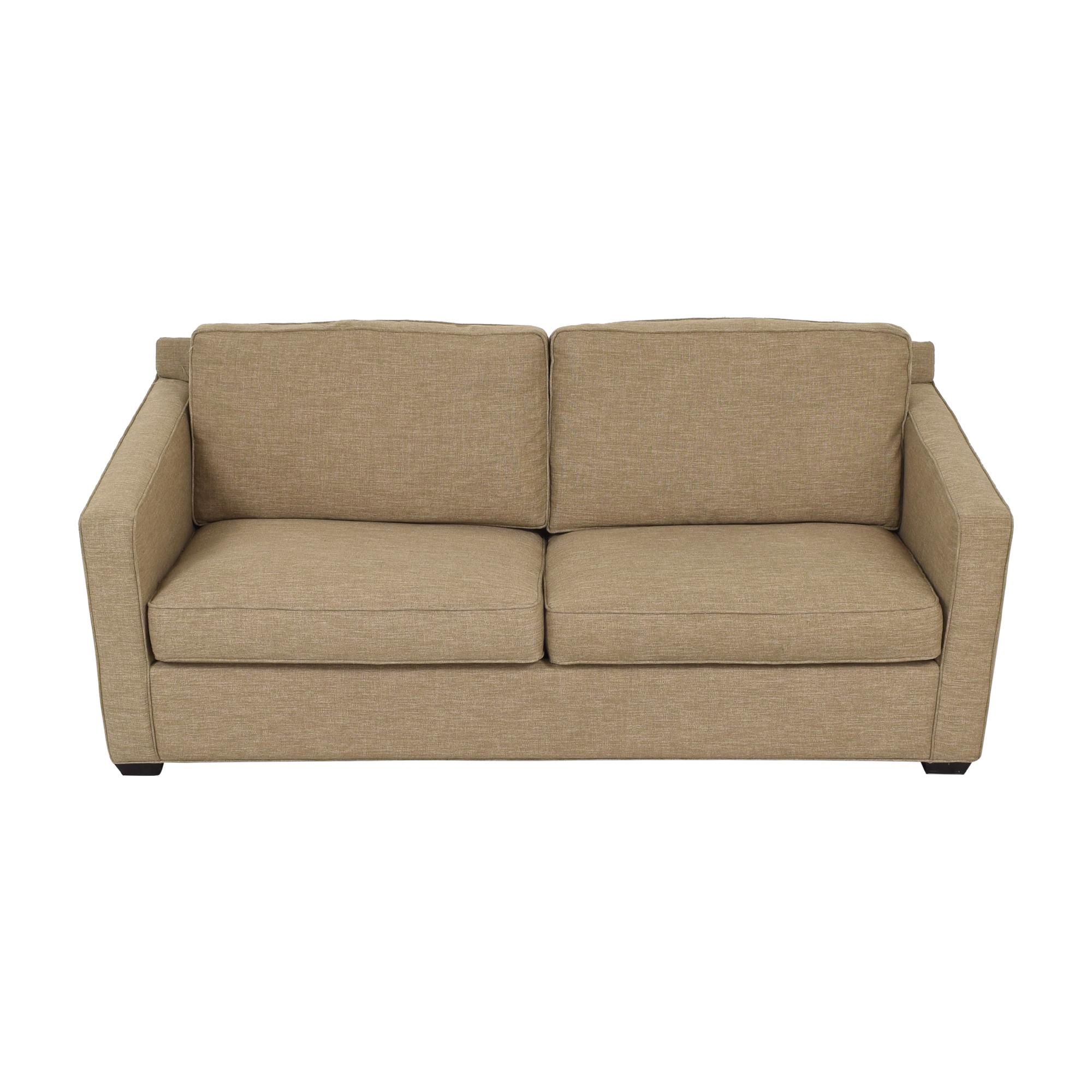 Crate & Barrel Crate & Barrel Axis II 2-Seat Queen Sleeper Sofa for sale