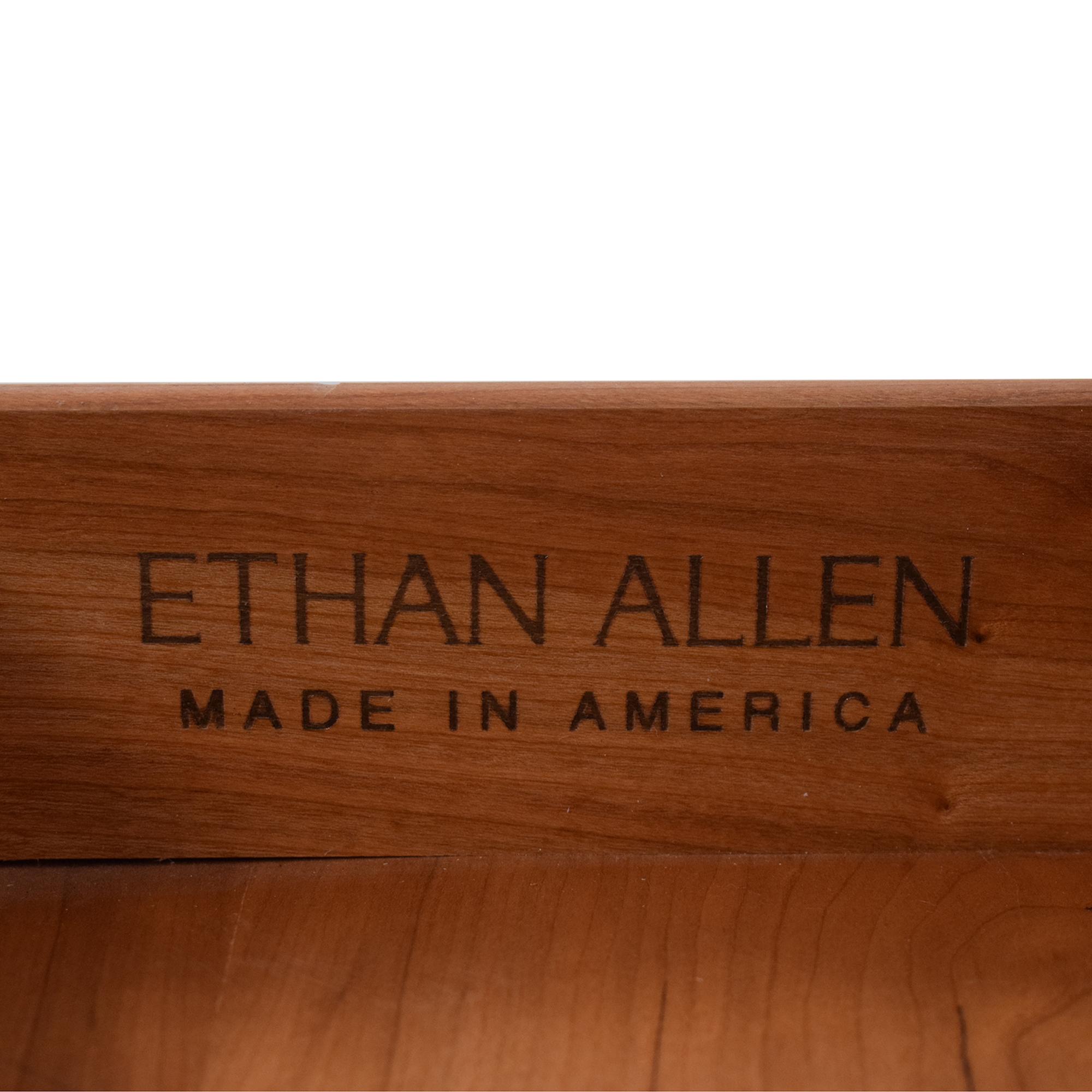 Ethan Allen Ethan Allen Peter Sofa Table for sale