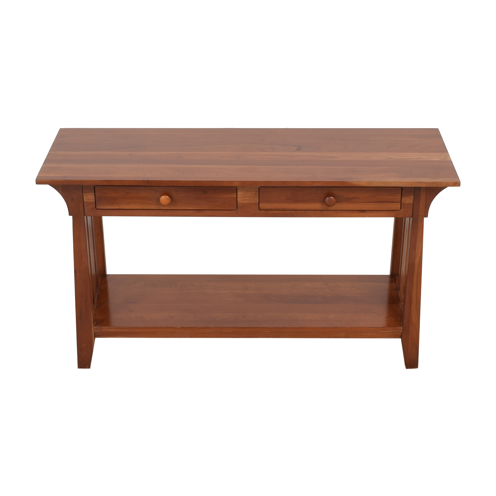 Ethan Allen Ethan Allen Peter Sofa Table