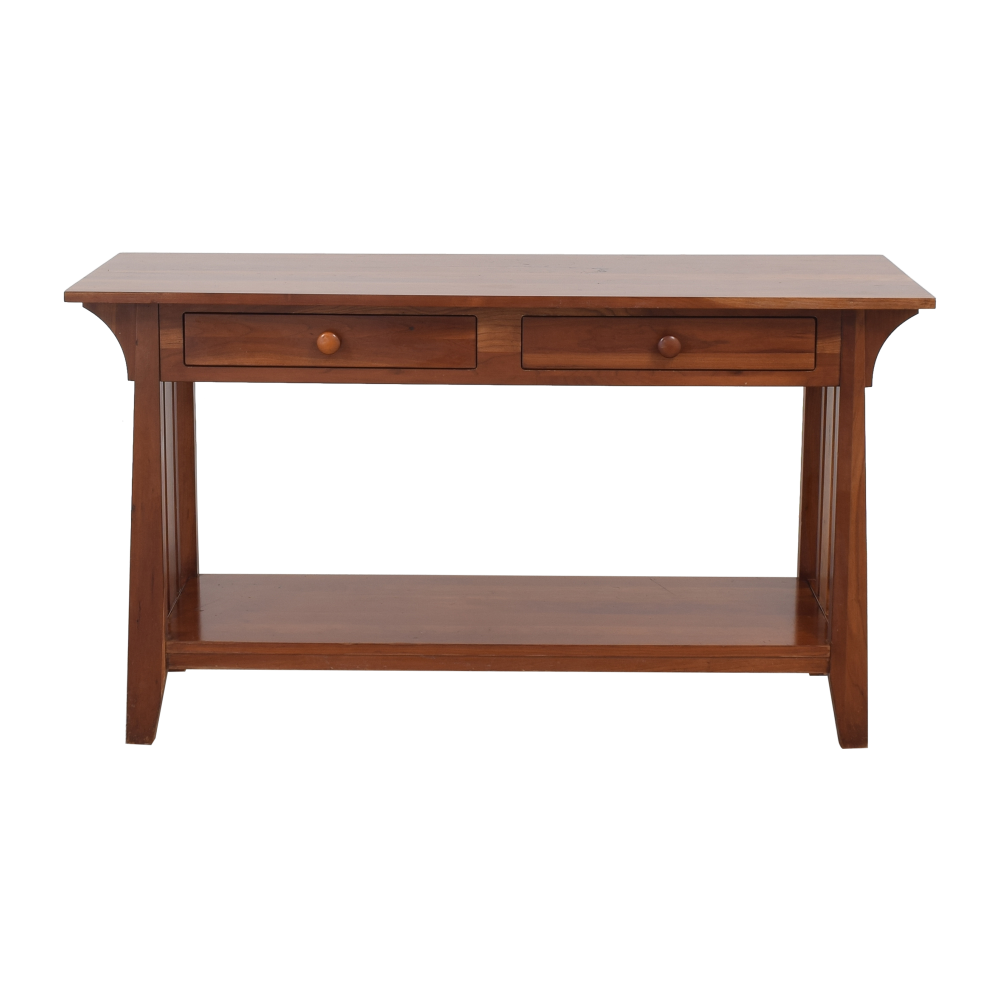 shop Ethan Allen Peter Sofa Table Ethan Allen Tables