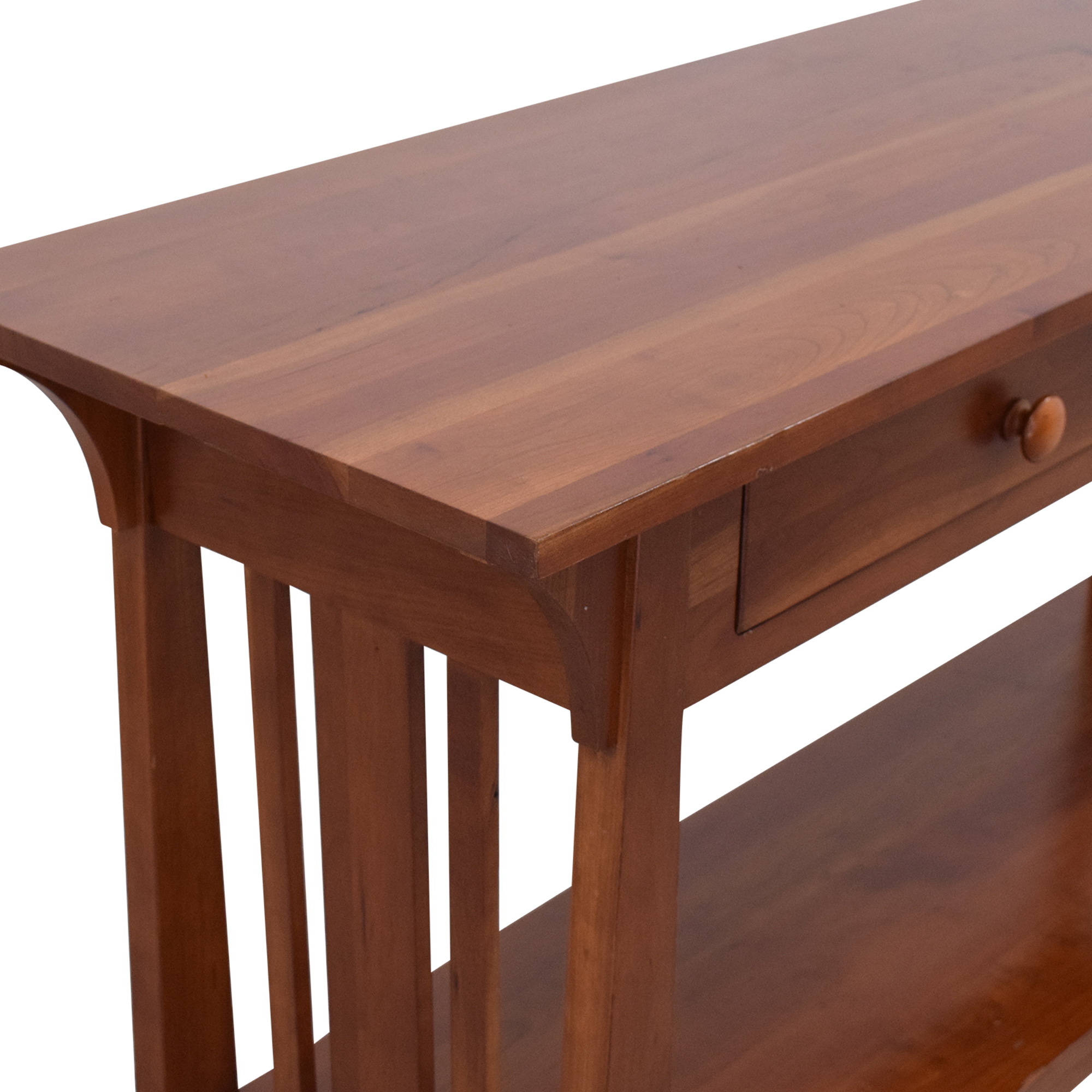 Ethan Allen Ethan Allen Peter Sofa Table Accent Tables