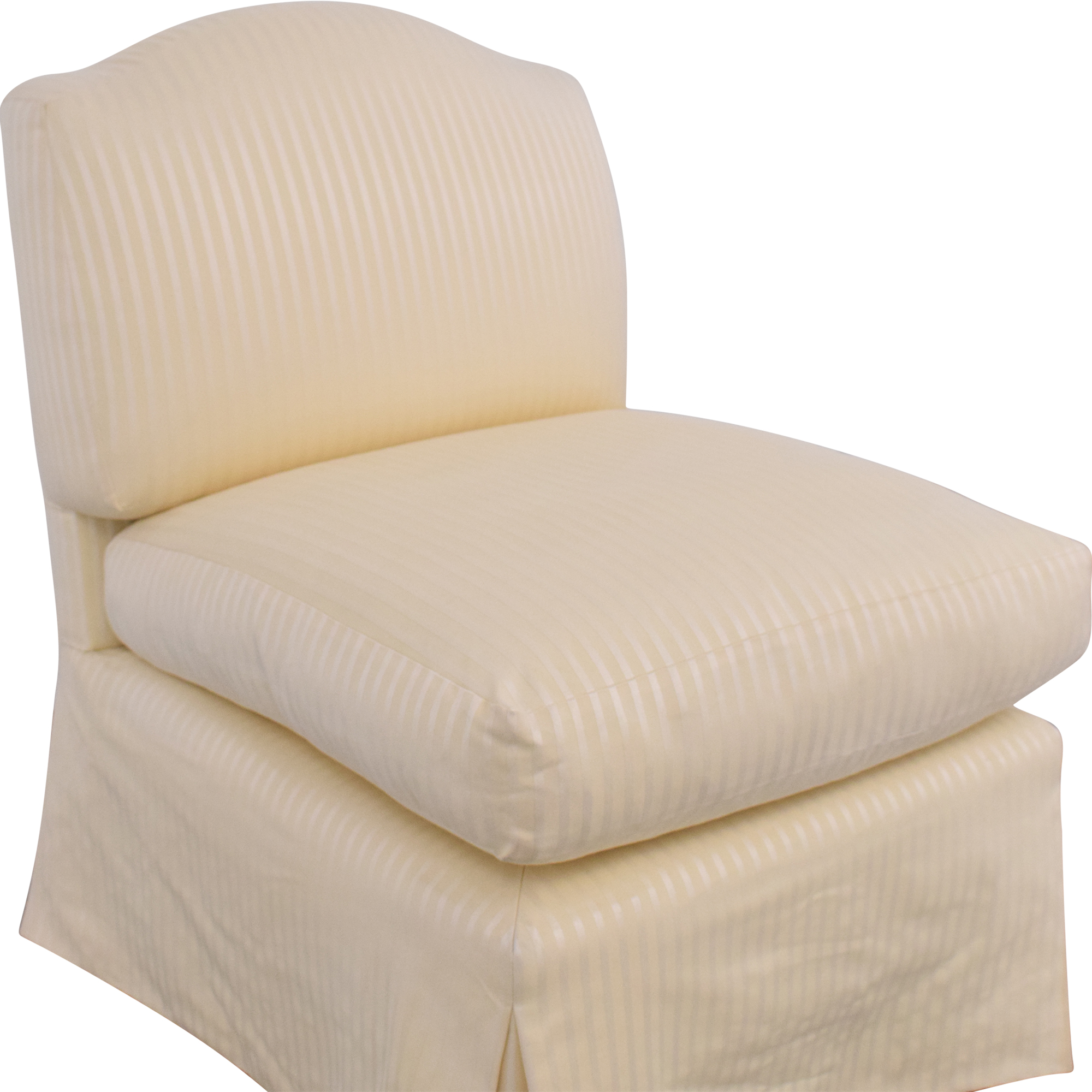 Slipcover Accent Chair for sale