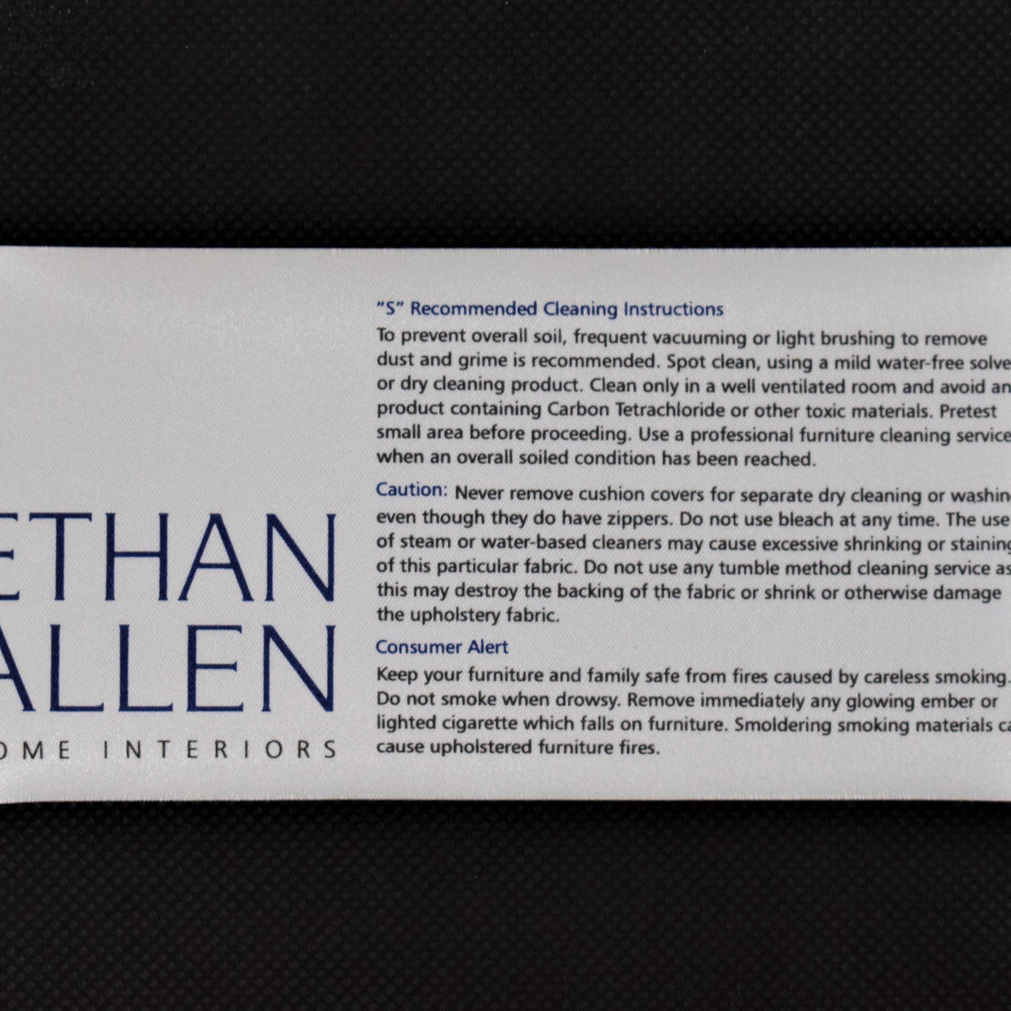 buy Ethan Allen Xanadu Bench Ethan Allen