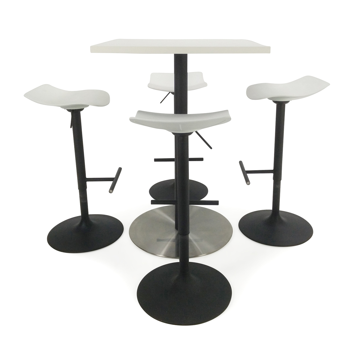 Bo Concept High Dining Set Bo Concept