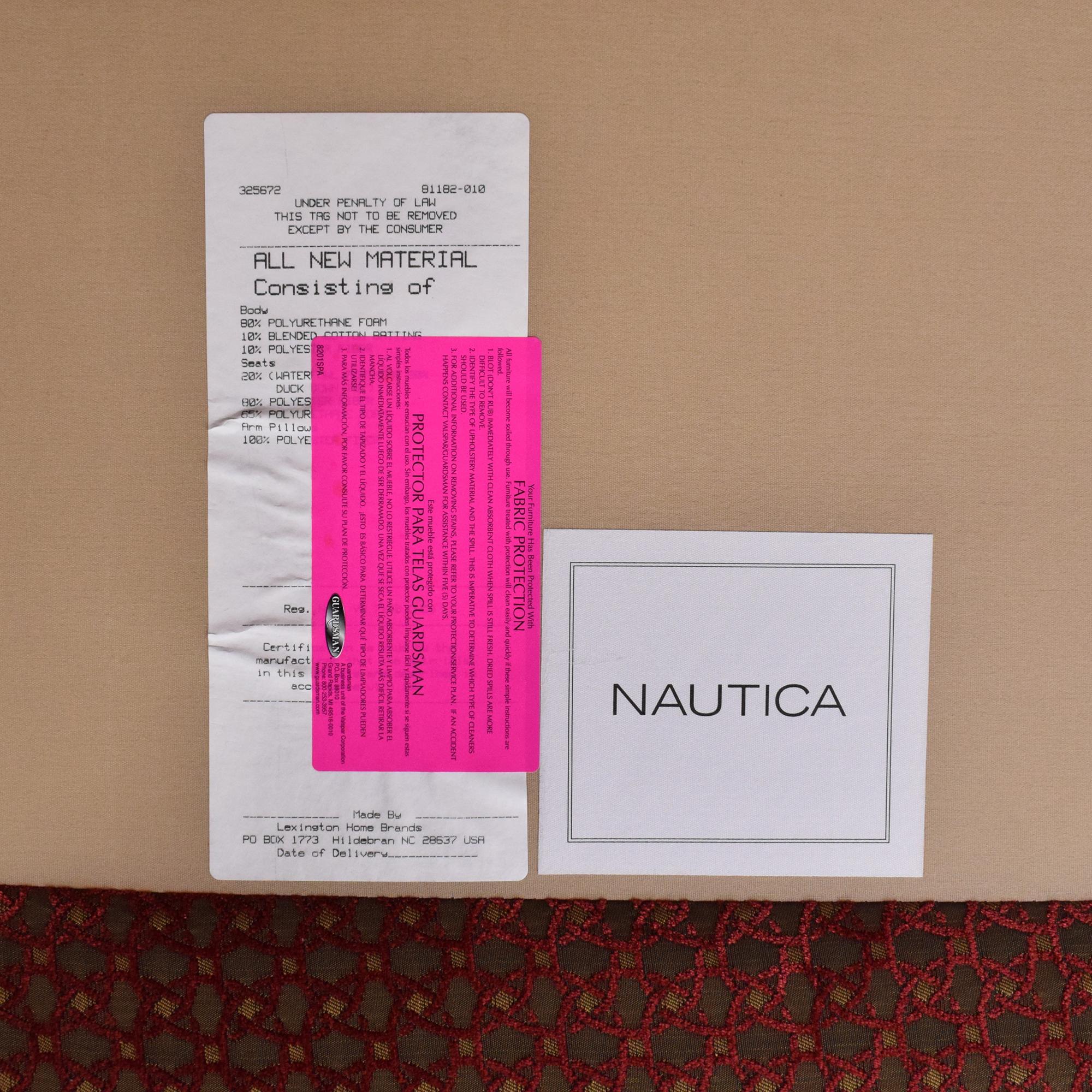 Nautica Home Nautica Home Chelsea Chaise coupon