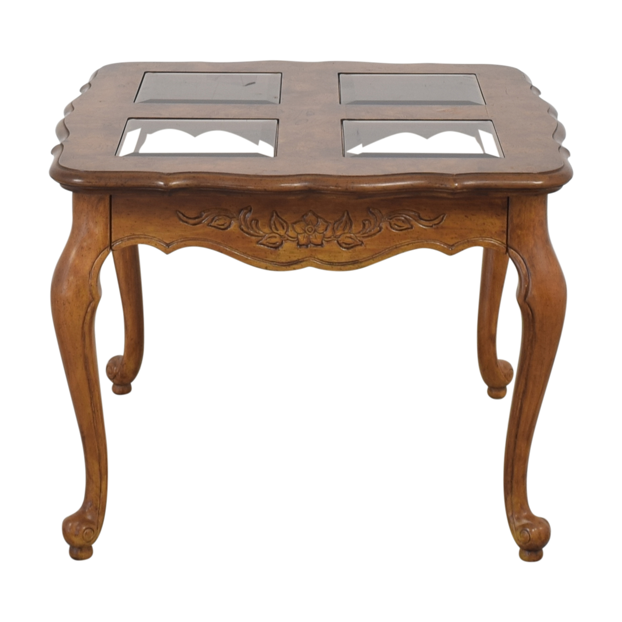 Cabriole Leg Coffee Table Tables