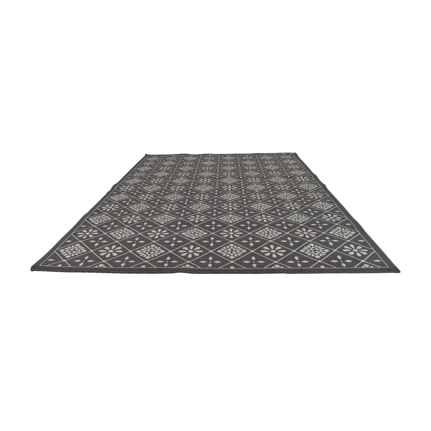 Unknown Brand Large Grey Rug