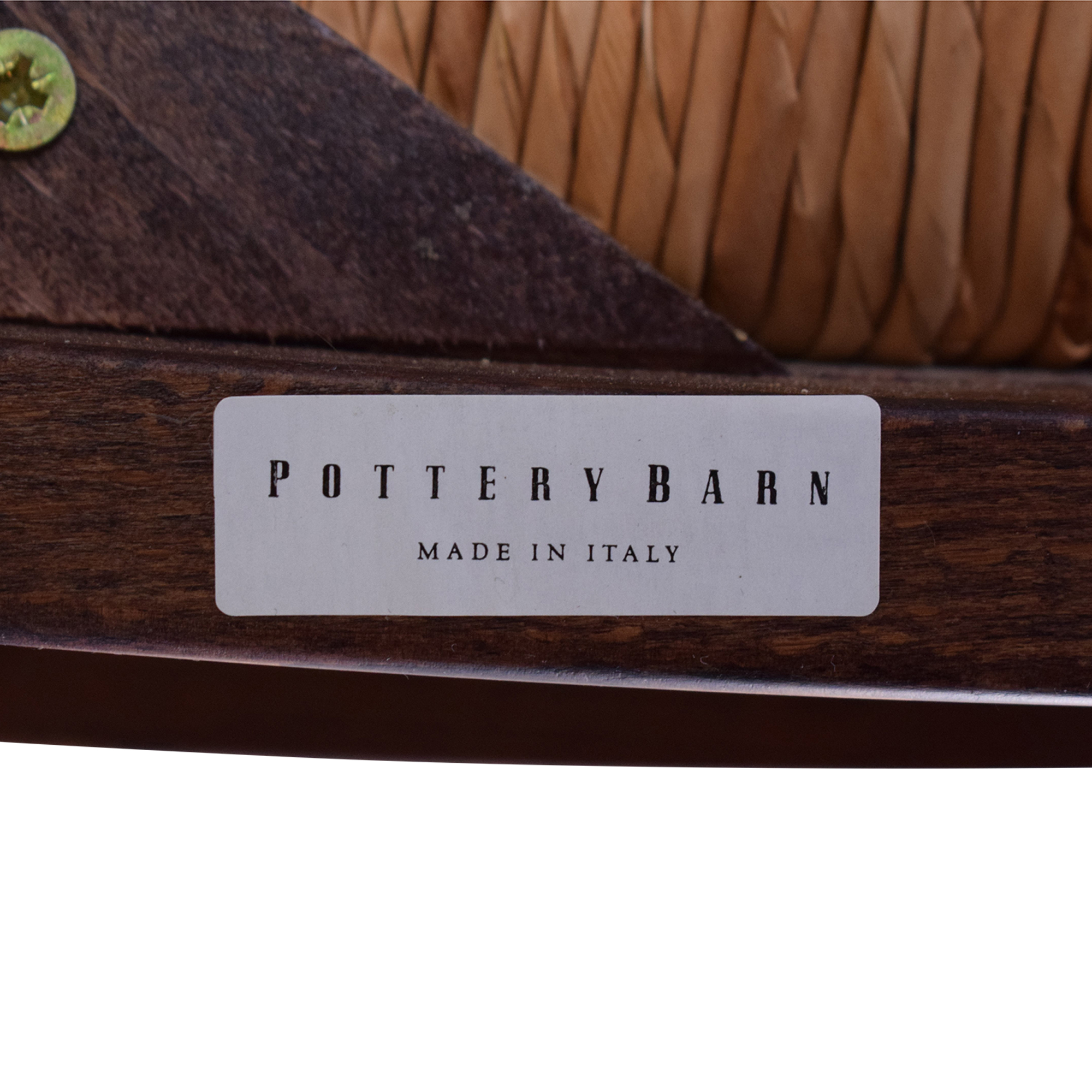 buy Pottery Barn Pottery Barn Napoleon Dining Side Chairs online
