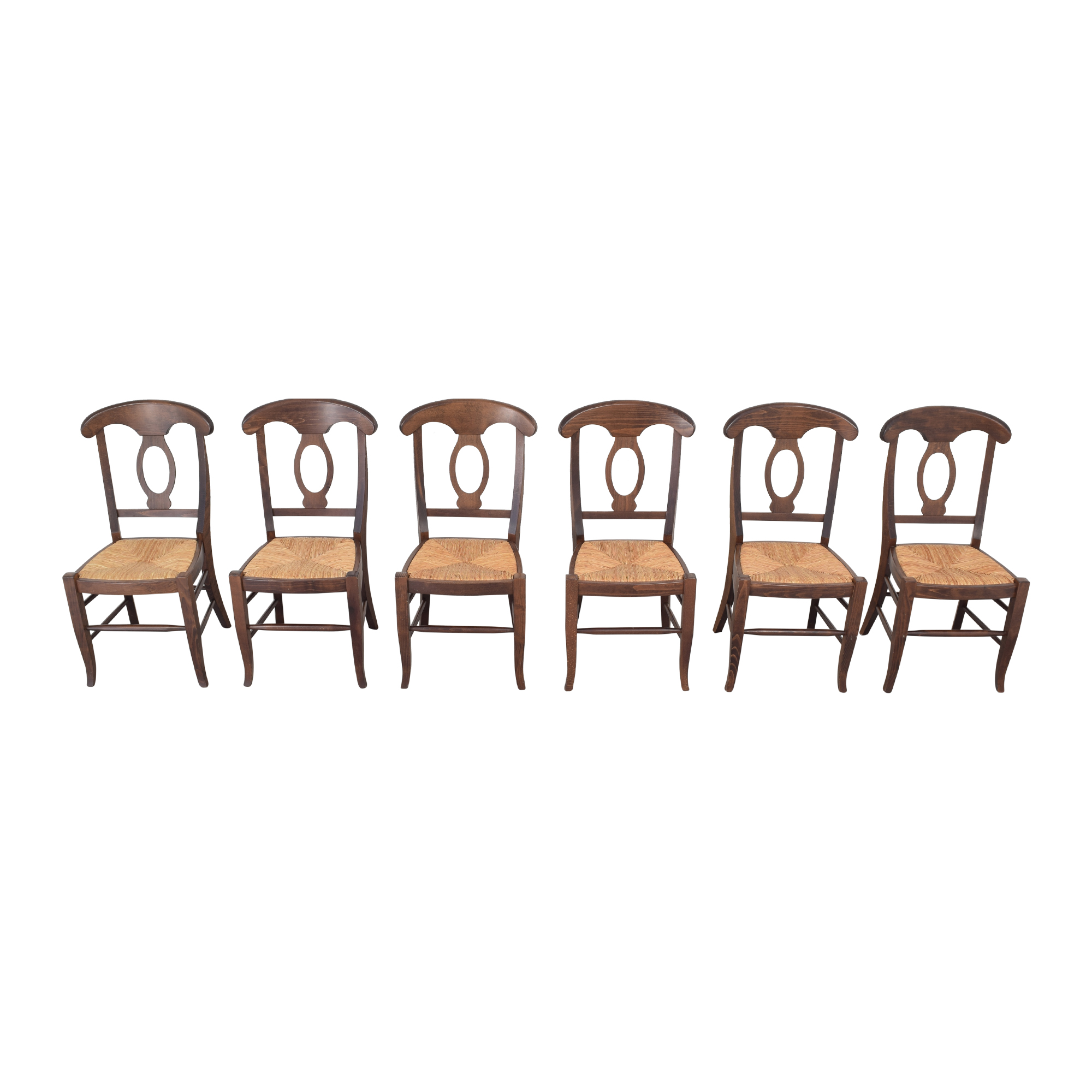 Pottery Barn Pottery Barn Napoleon Dining Side Chairs