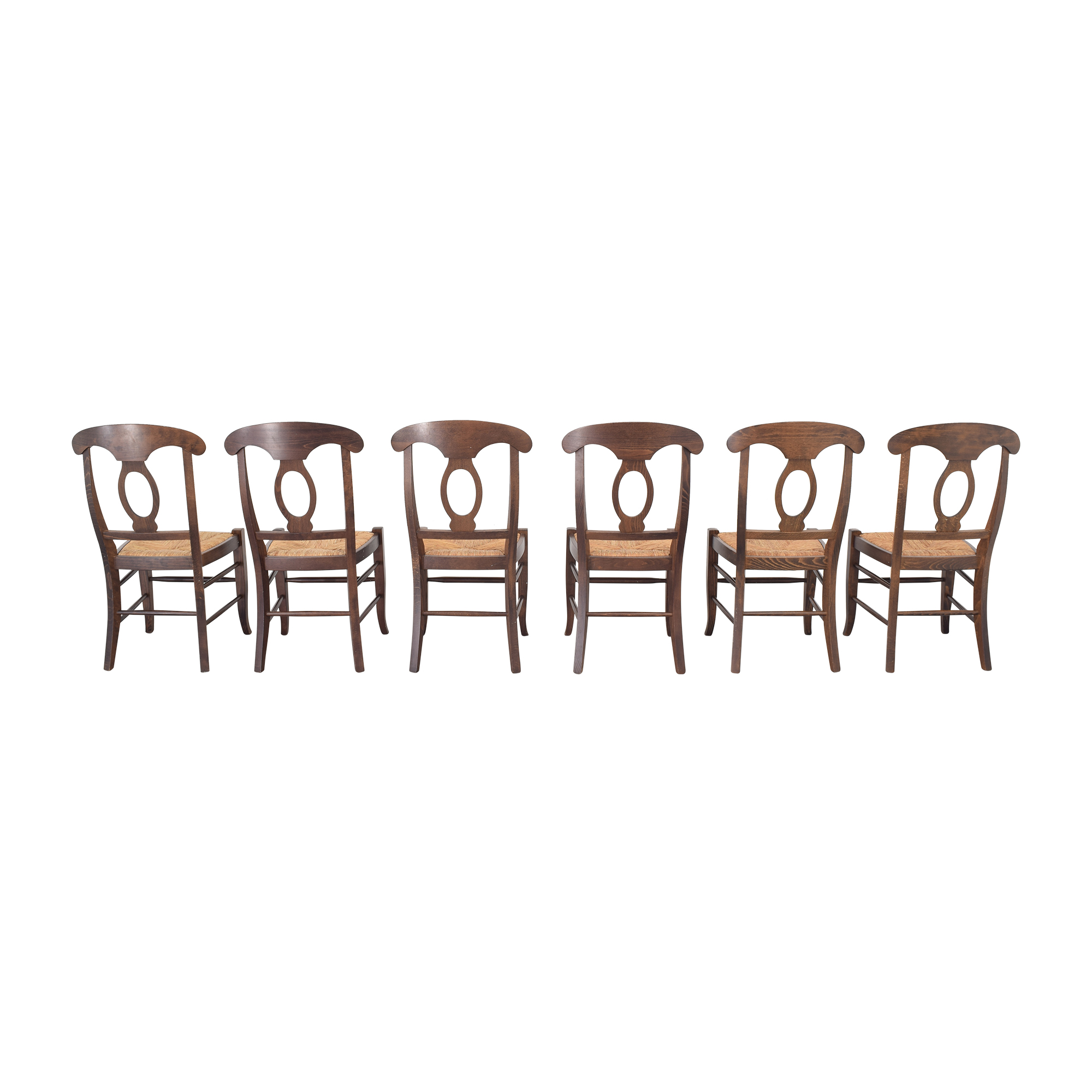 shop Pottery Barn Napoleon Dining Side Chairs Pottery Barn Chairs