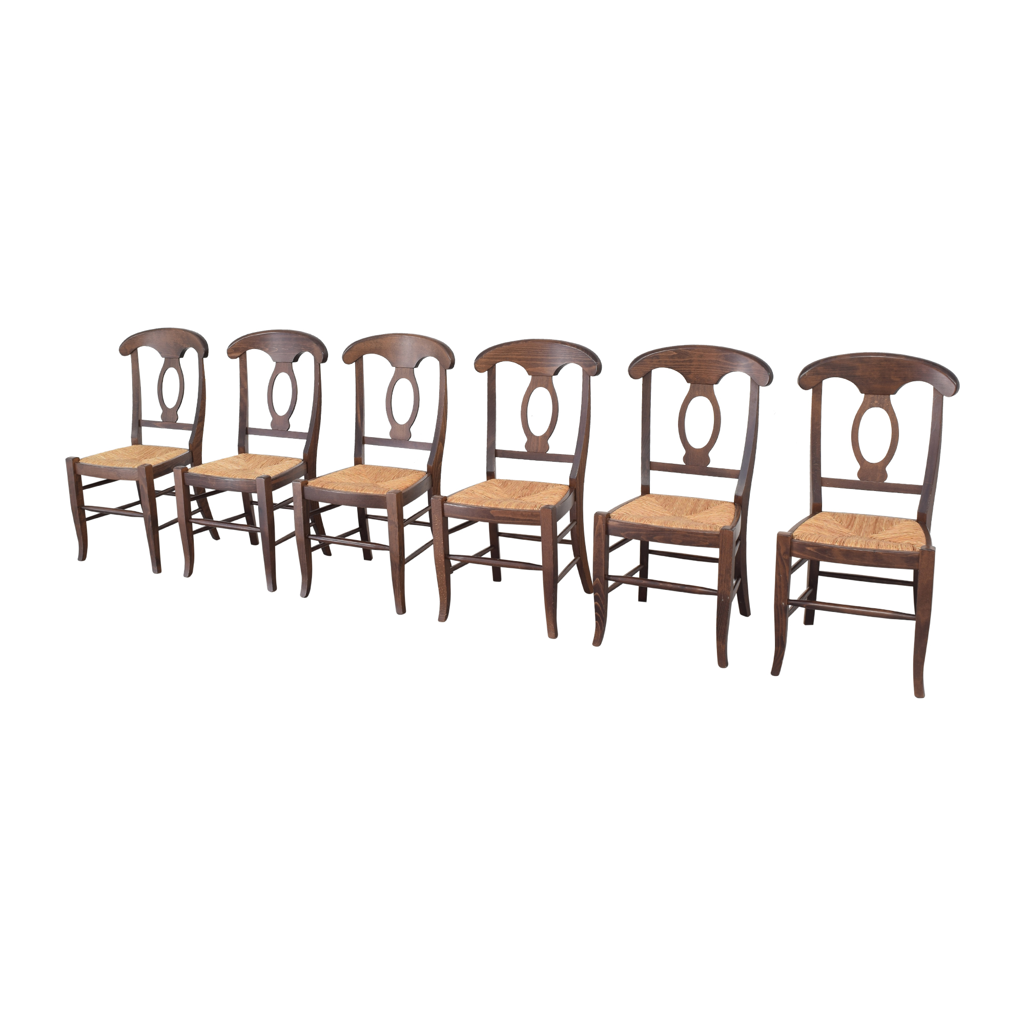 Pottery Barn Napoleon Dining Side Chairs / Dining Chairs