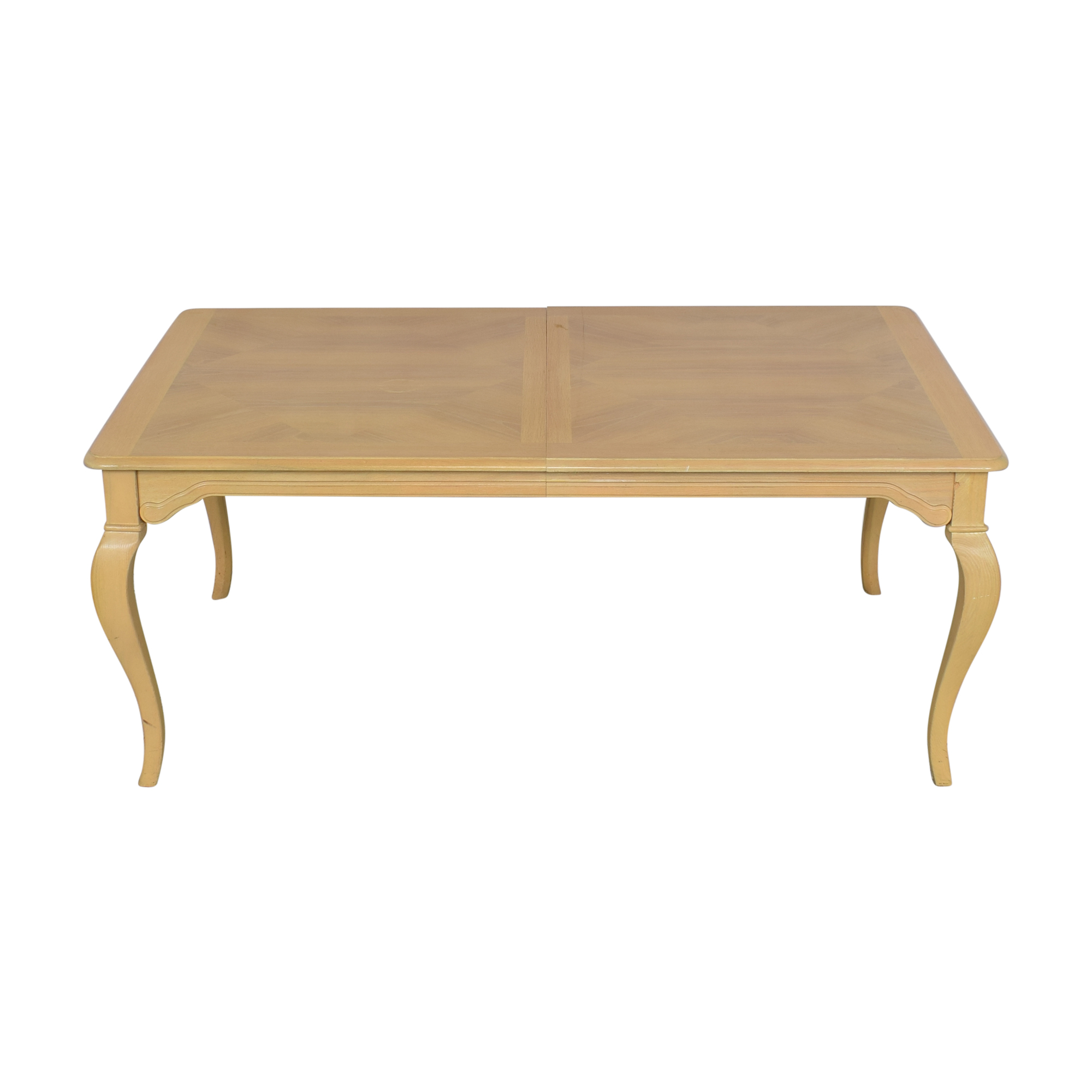 buy Thomasville Extending Cabriole Dining Table Thomasville