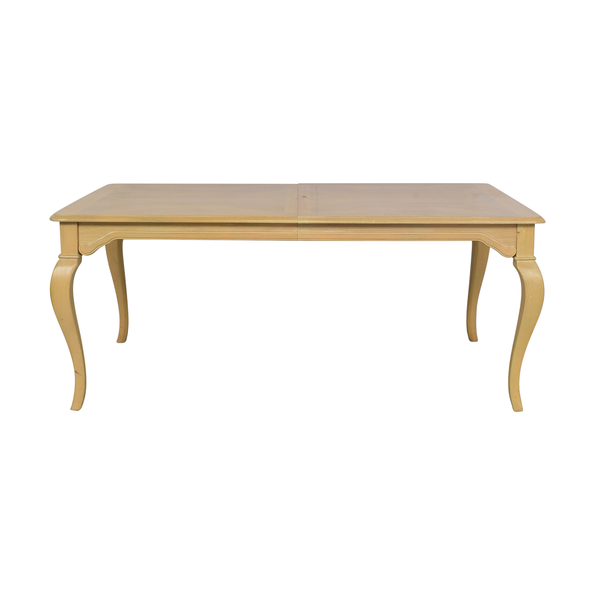 Thomasville Thomasville Extending Cabriole Dining Table