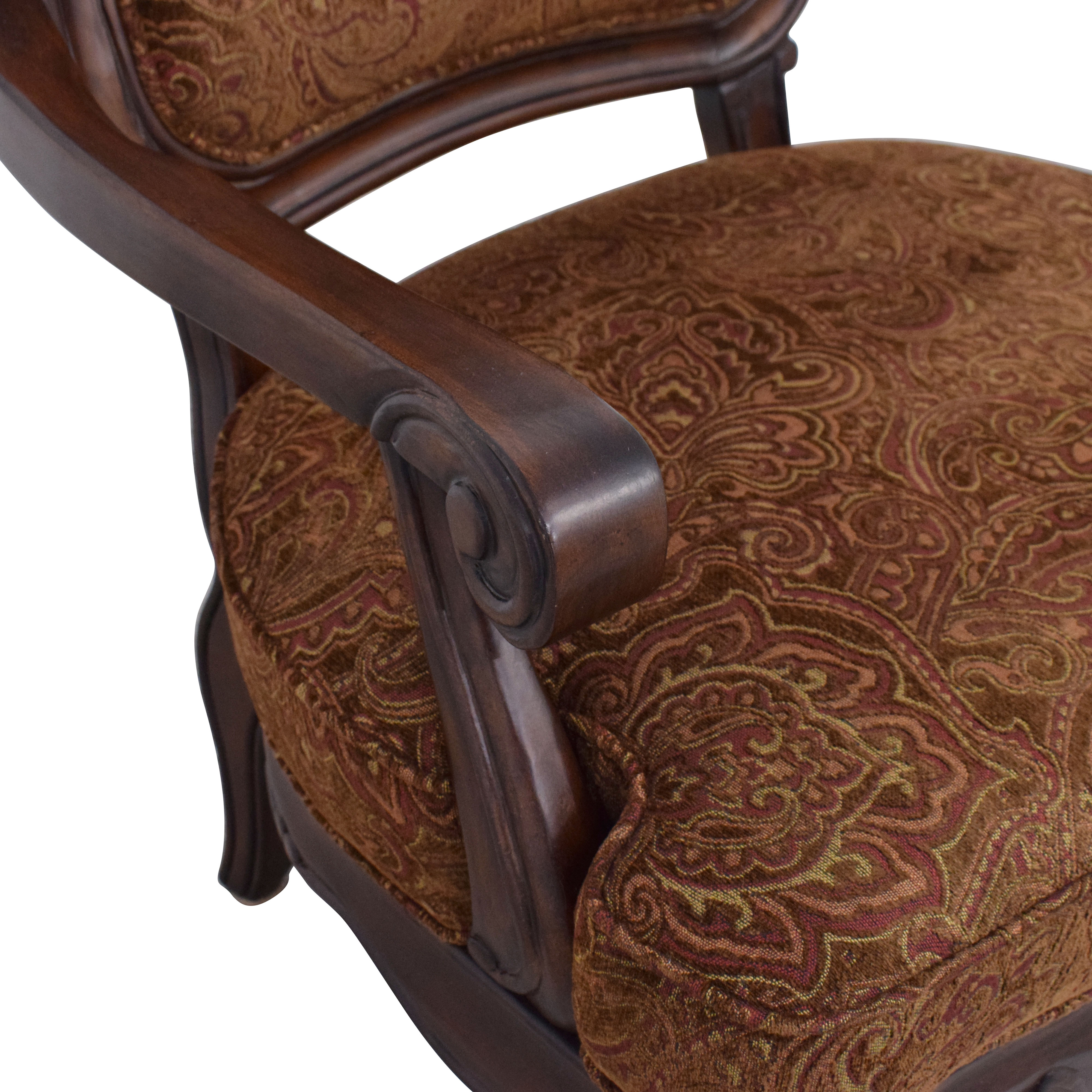 Ashley Furniture Ashley Signature North Shore Showood Accent Chair second hand