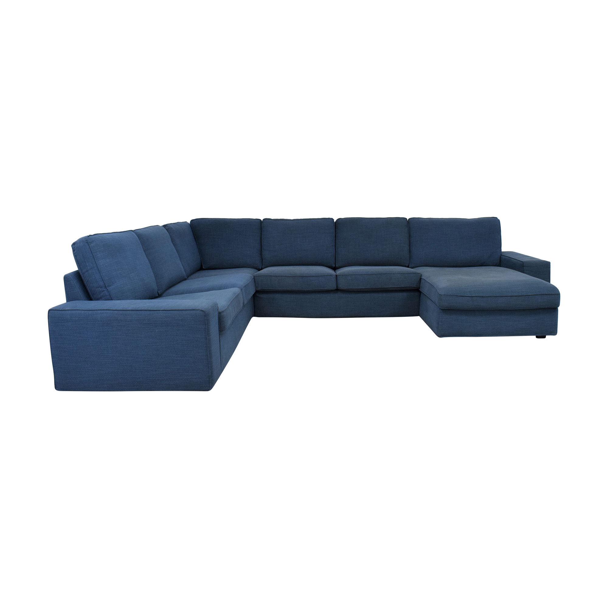 shop IKEA Kivik Sectional with Chaise IKEA Sofas