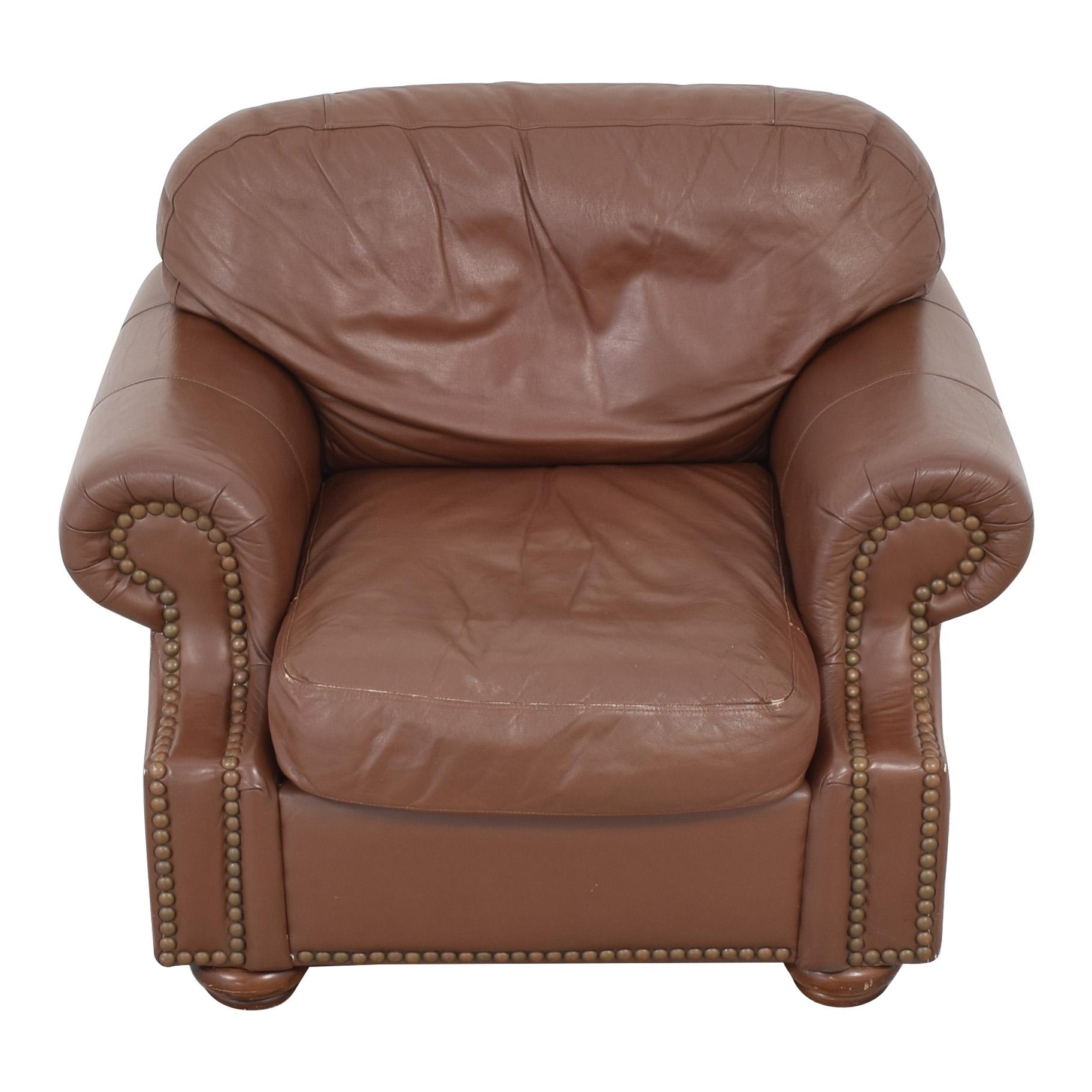 Arhaus Arhaus Nailhead Trim Club Chair nyc
