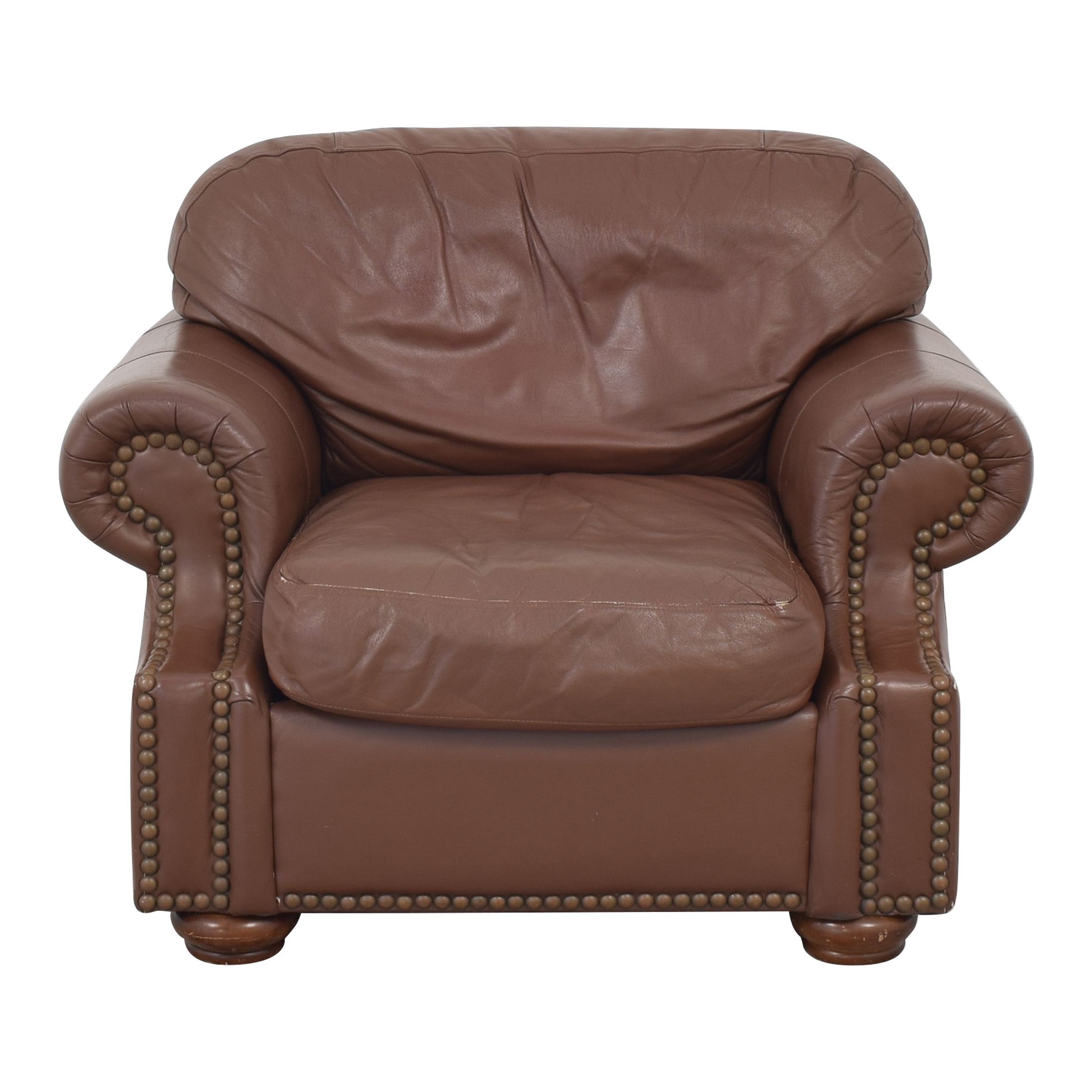 buy Arhaus Nailhead Trim Club Chair Arhaus Chairs