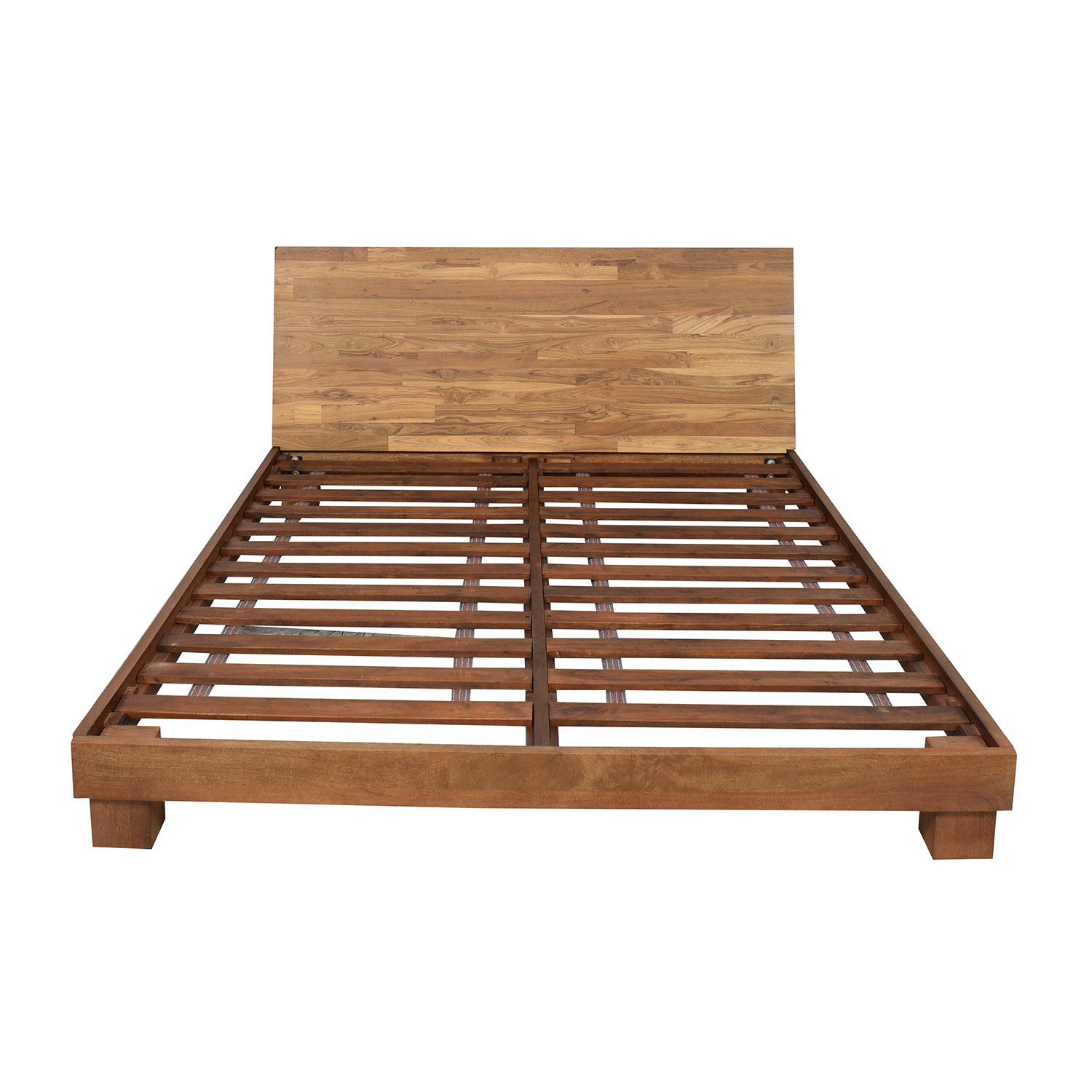 CB2 Dondra Queen Bed / Bed Frames