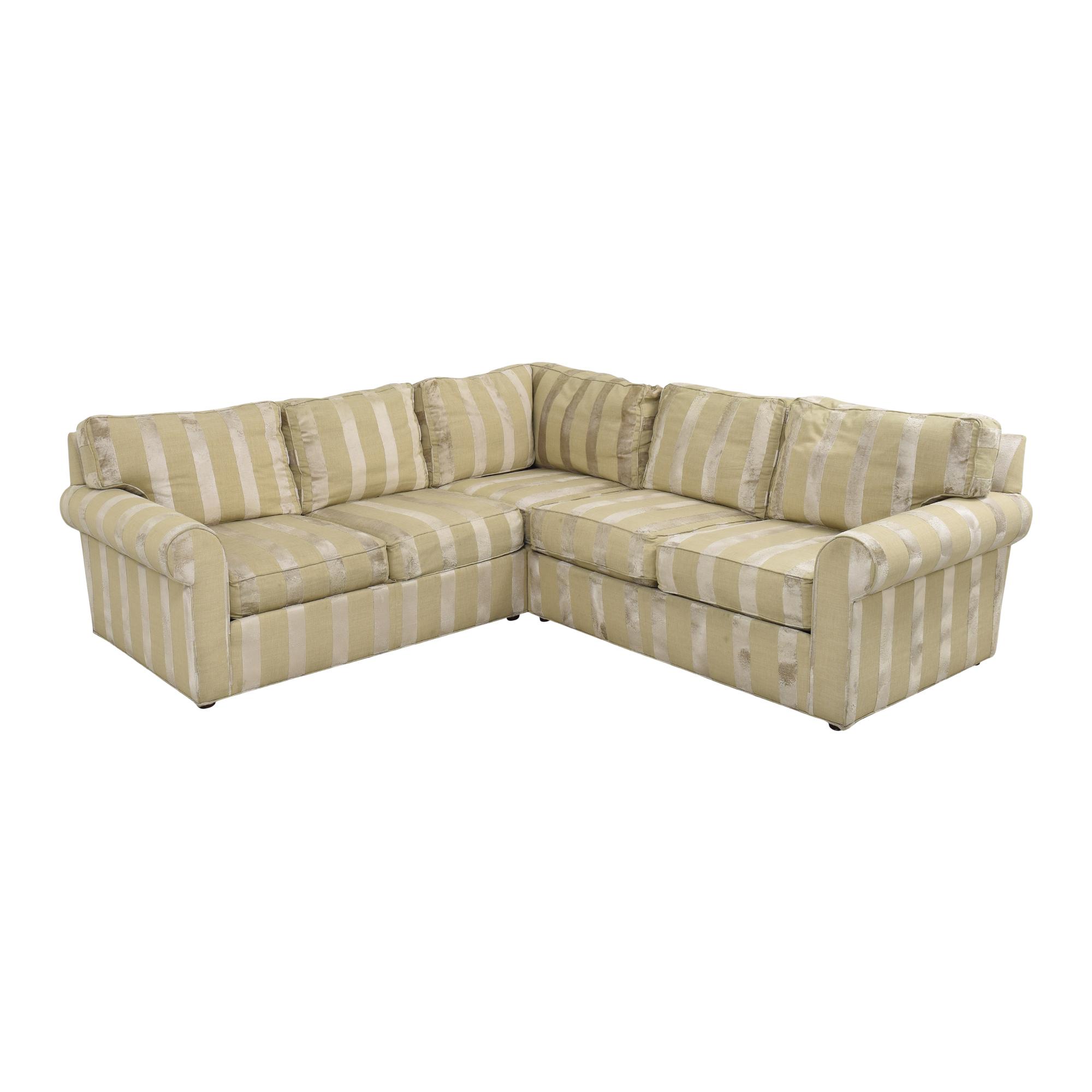 Ethan Allen Ethan Allen Bennet Sectional Sofa price