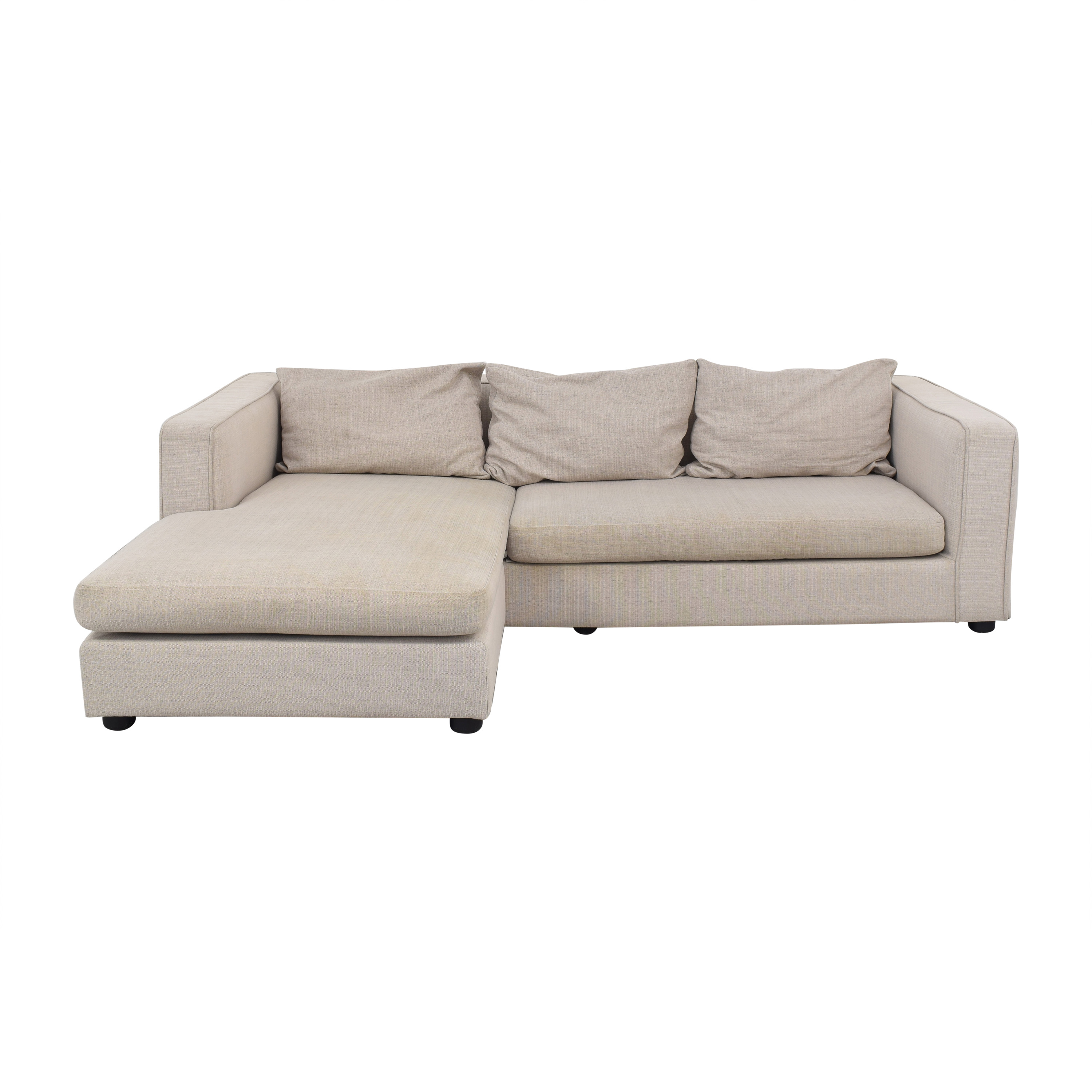 buy Mobital Chaise Sectional Sofa Mobital Sectionals