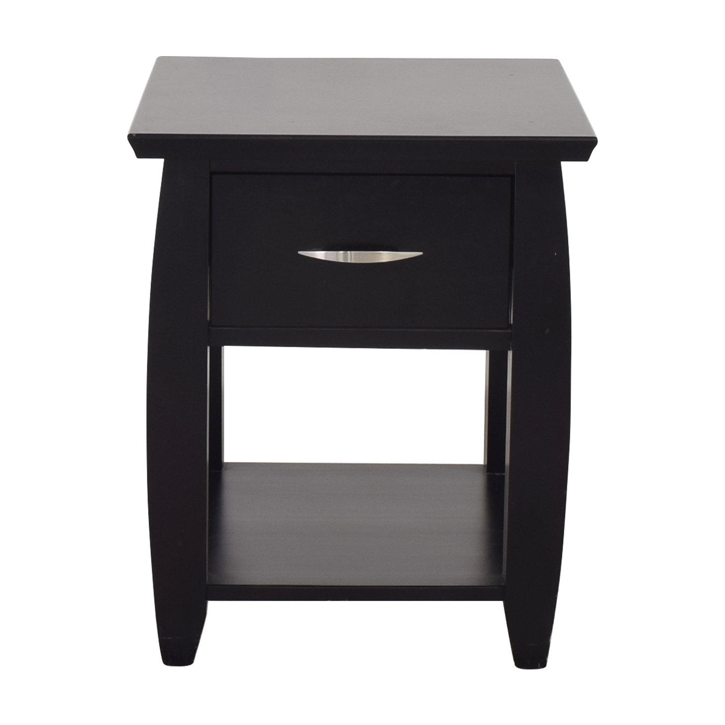 Door Store Door Store Single Drawer Nightstand second hand
