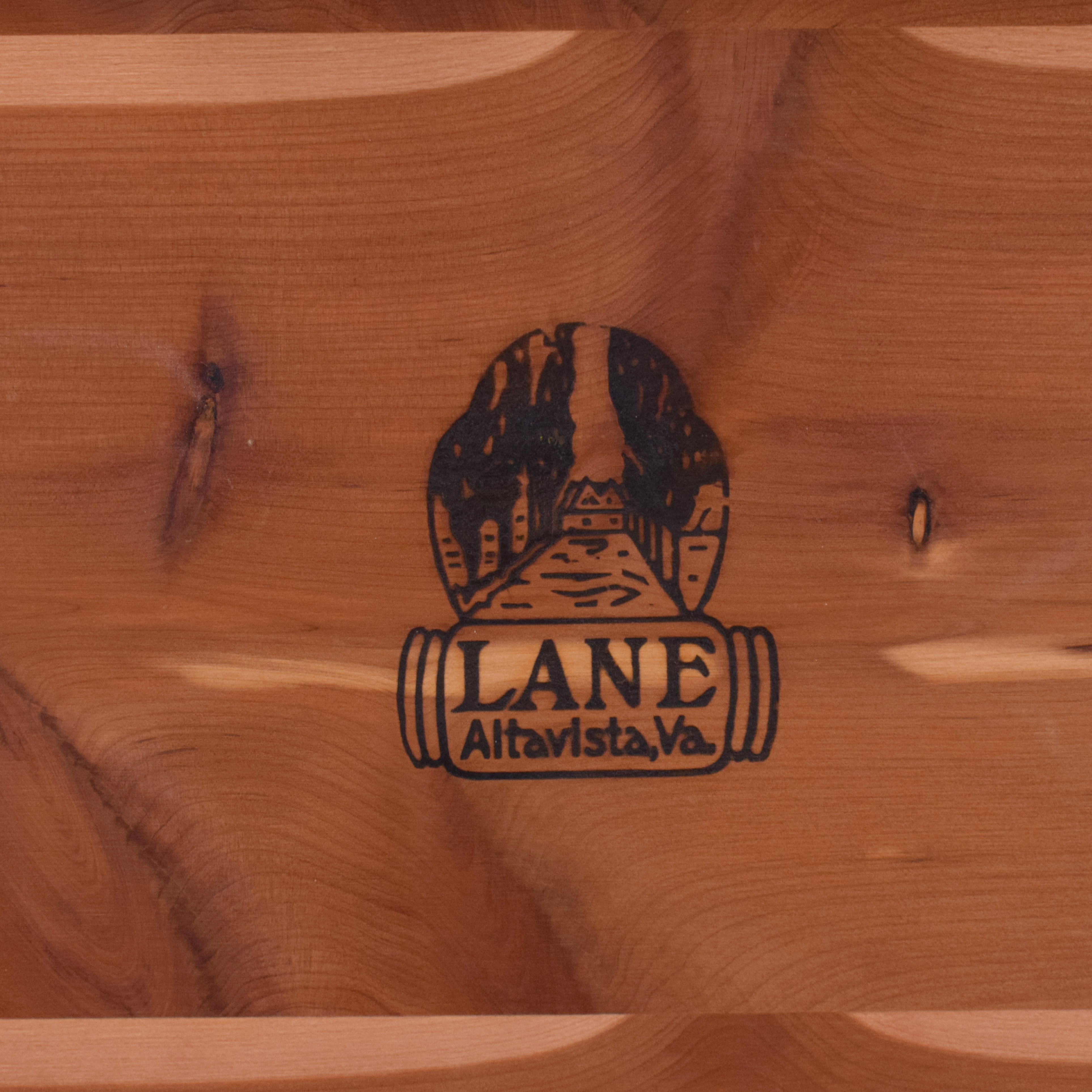 Vintage Lane Furniture Cedar Chest sale