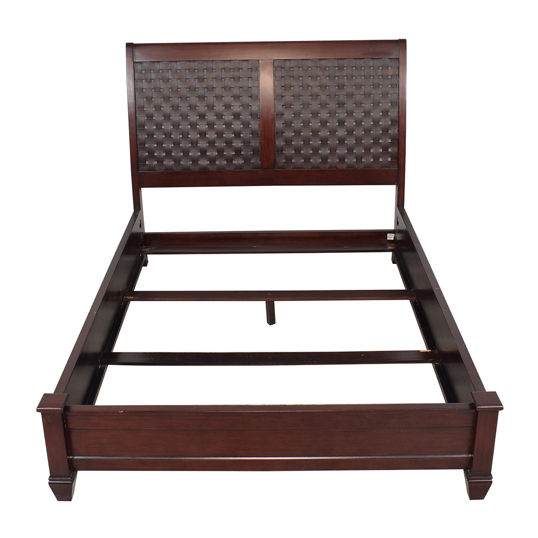 Lane Furniture Lane Furniture Woven Queen Bed price
