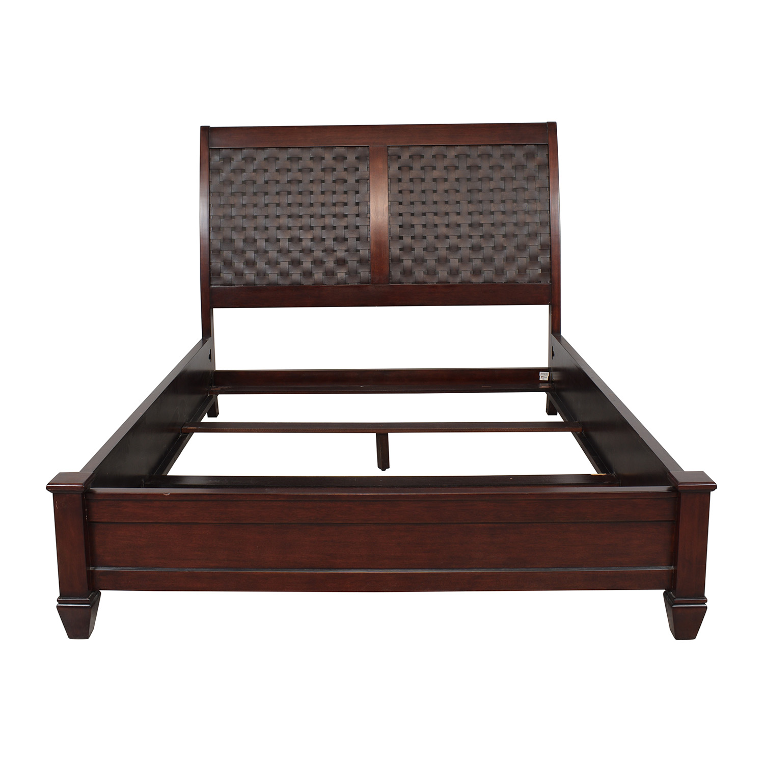 Lane Furniture Lane Furniture Woven Queen Bed for sale
