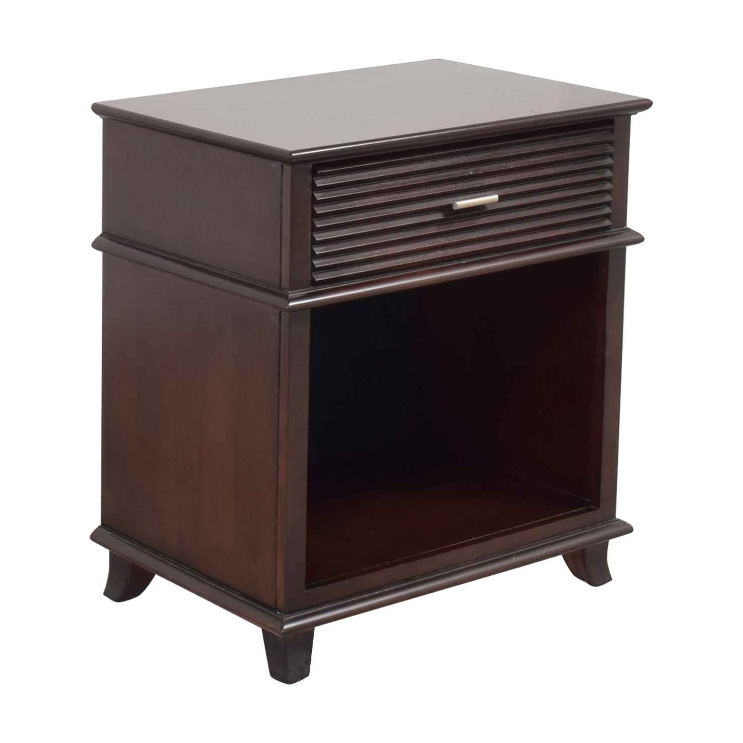 buy Lane Furniture Ribbed Drawer Nightstand Lane Furniture