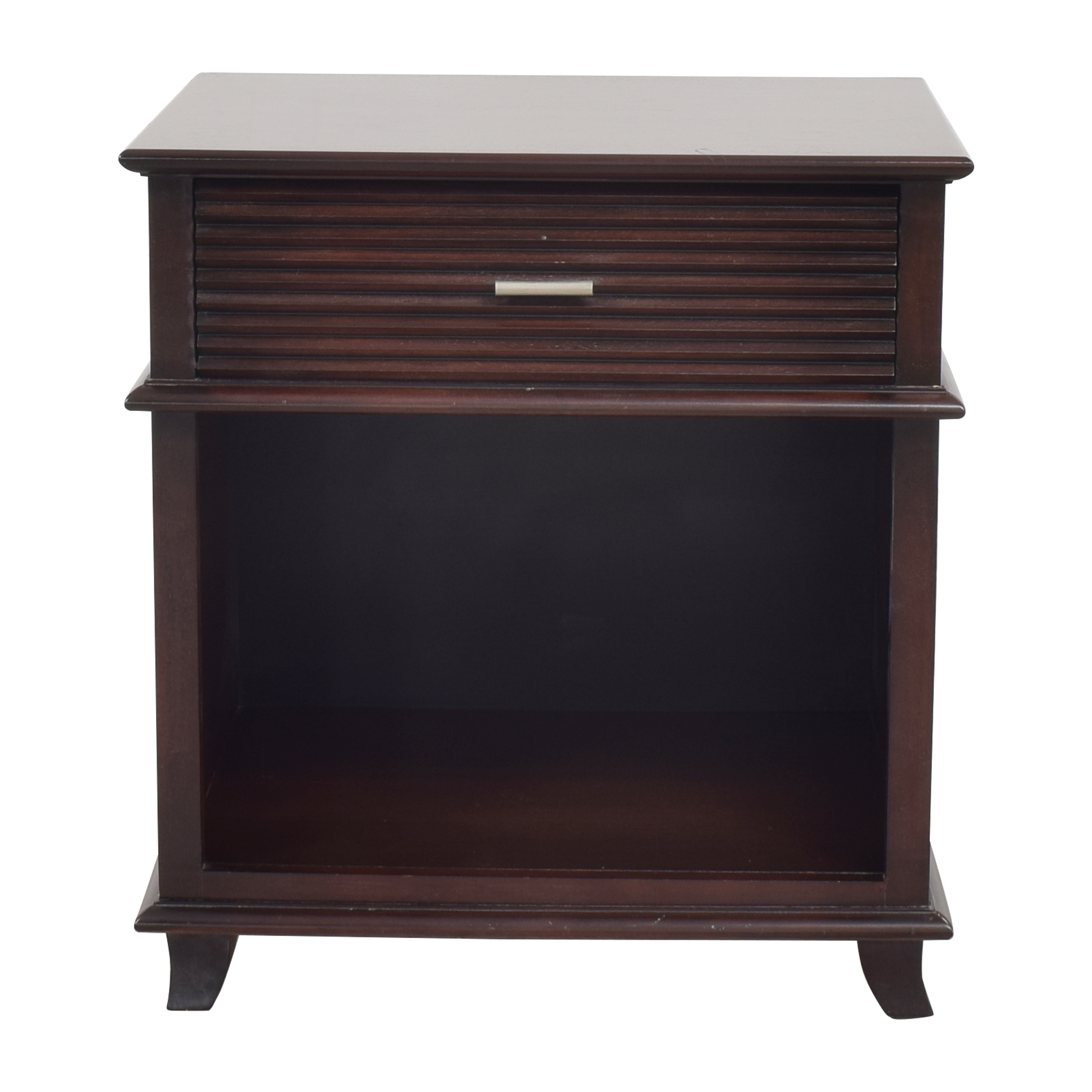 buy Lane Furniture Ribbed Drawer Nightstand Lane Furniture End Tables